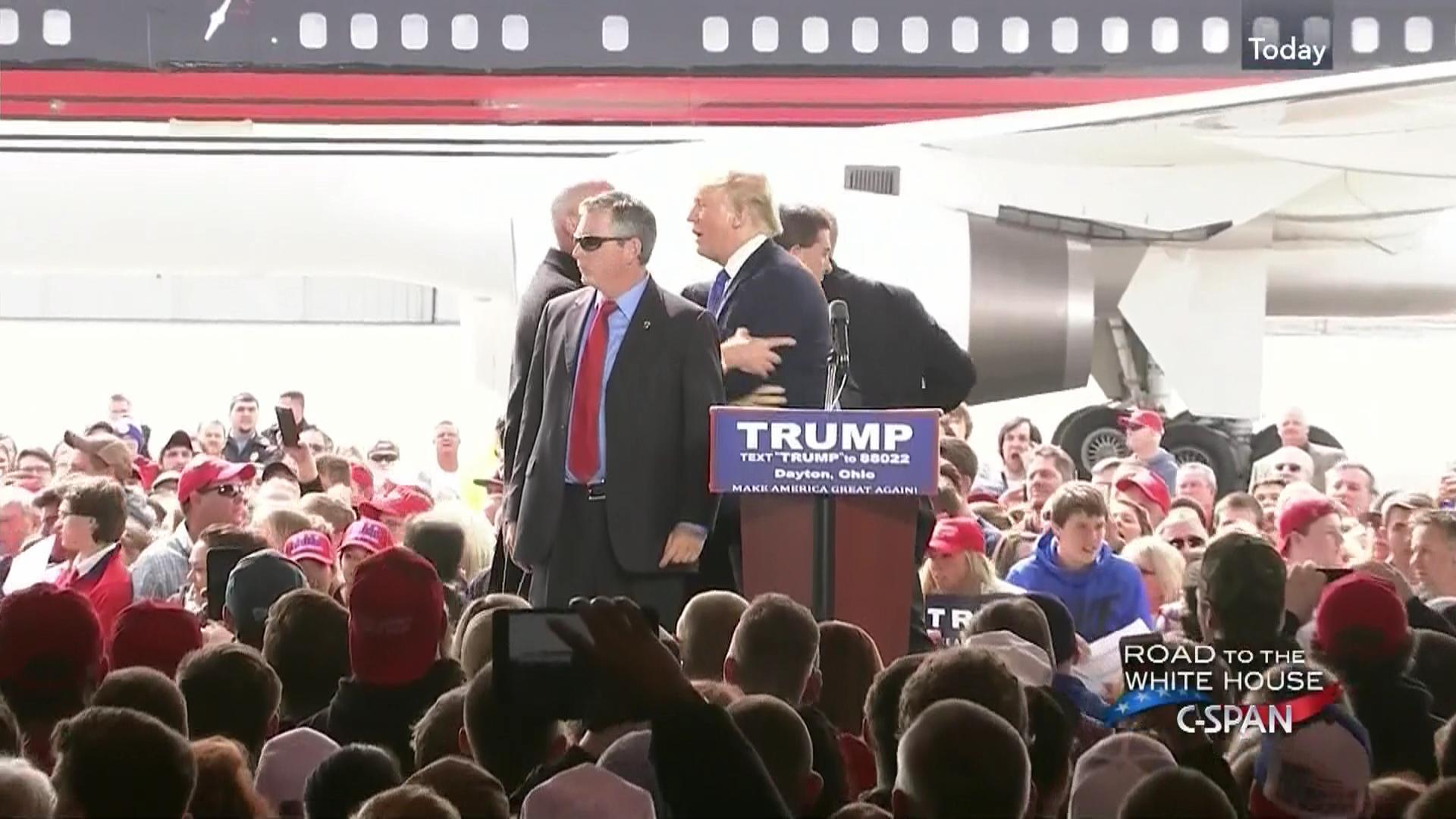 Donald trump campaign rally vandalia ohio mar 12 2016 video c donald trump campaign rally vandalia ohio mar 12 2016 video c span publicscrutiny Images