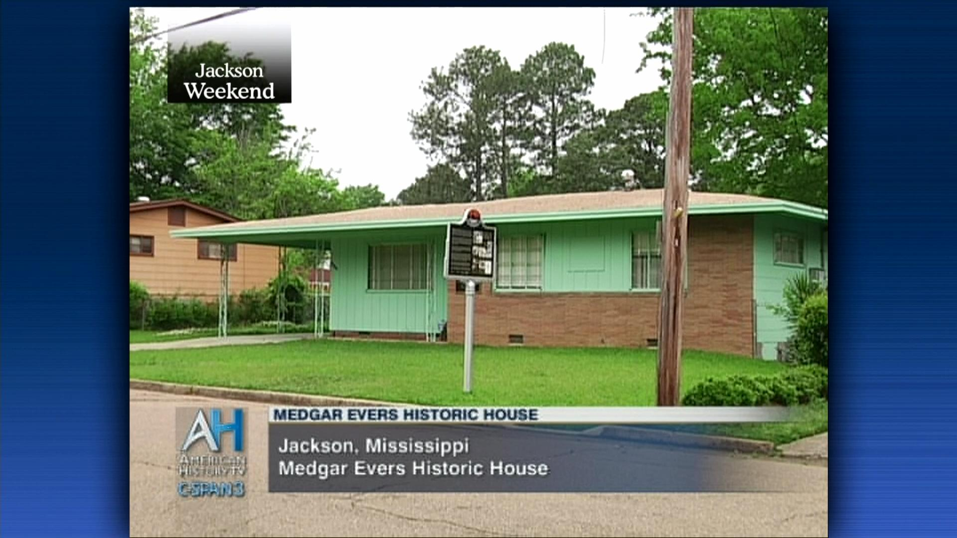 Medgar Evers House Apr 28 2014 Video