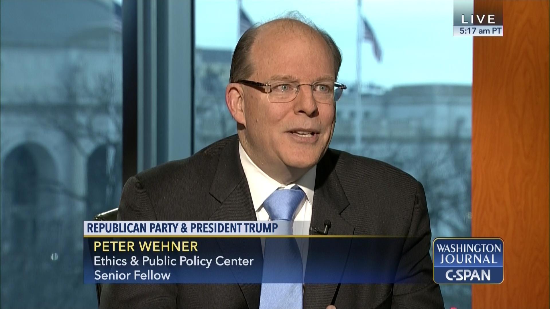 Image result for peter wehner
