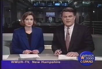 Manchester, 1992 New Hampshire Campaign Scenes