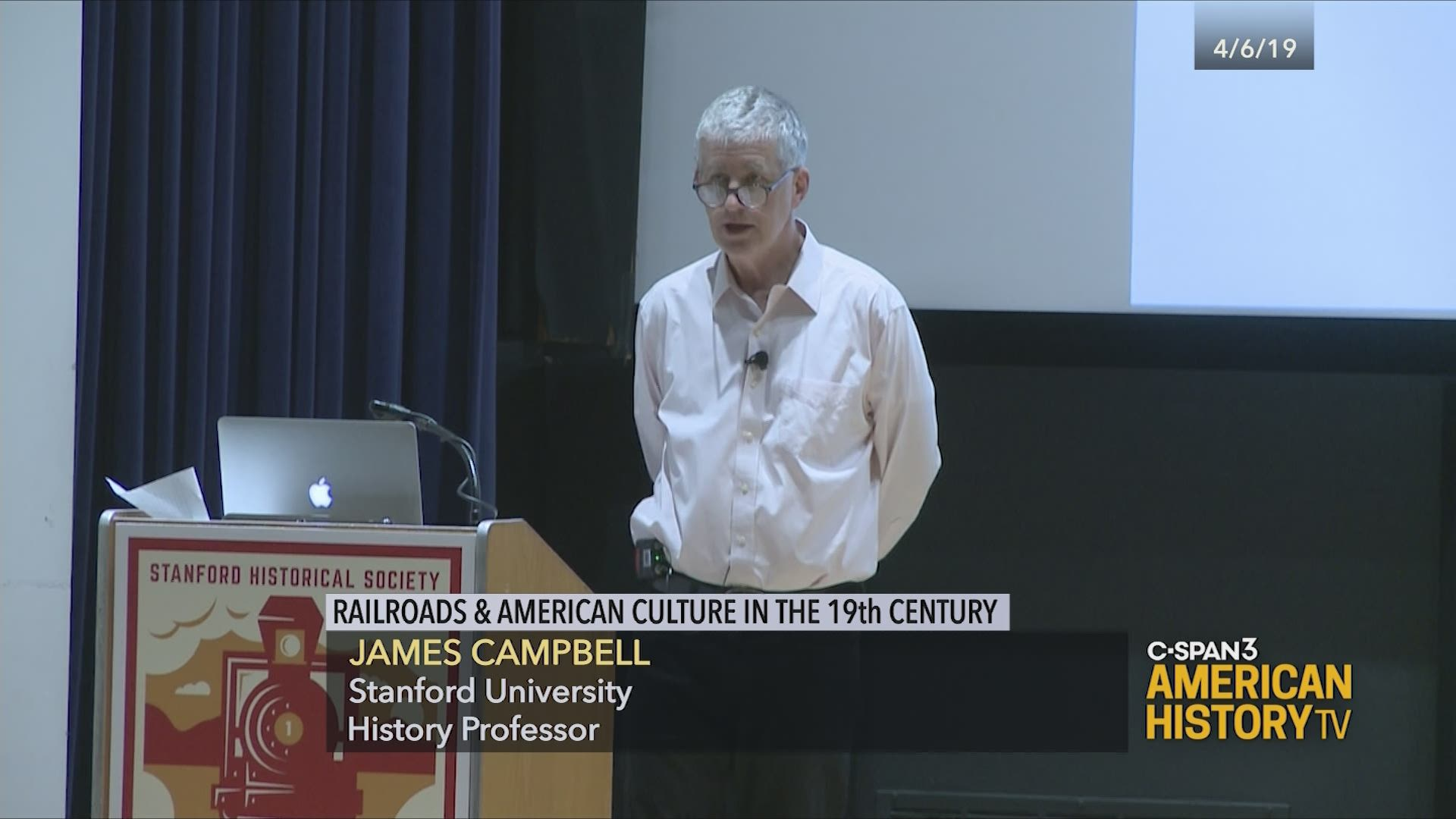 Railroads and American Culture in the 19th Century