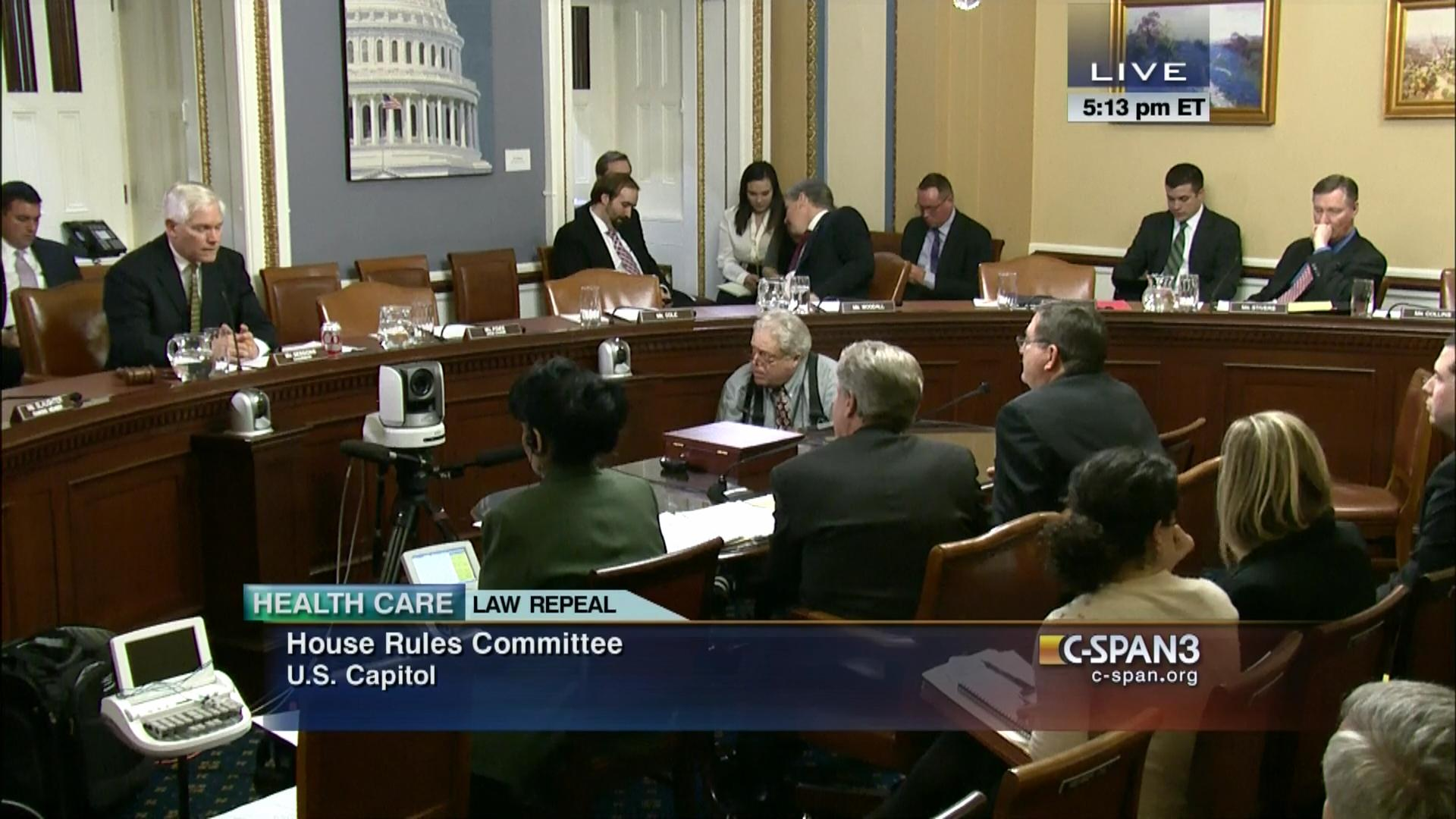 Amazing House Rules Committee Meeting Affordable Care Act Repeal, Feb 2 2015 |  C SPAN.org