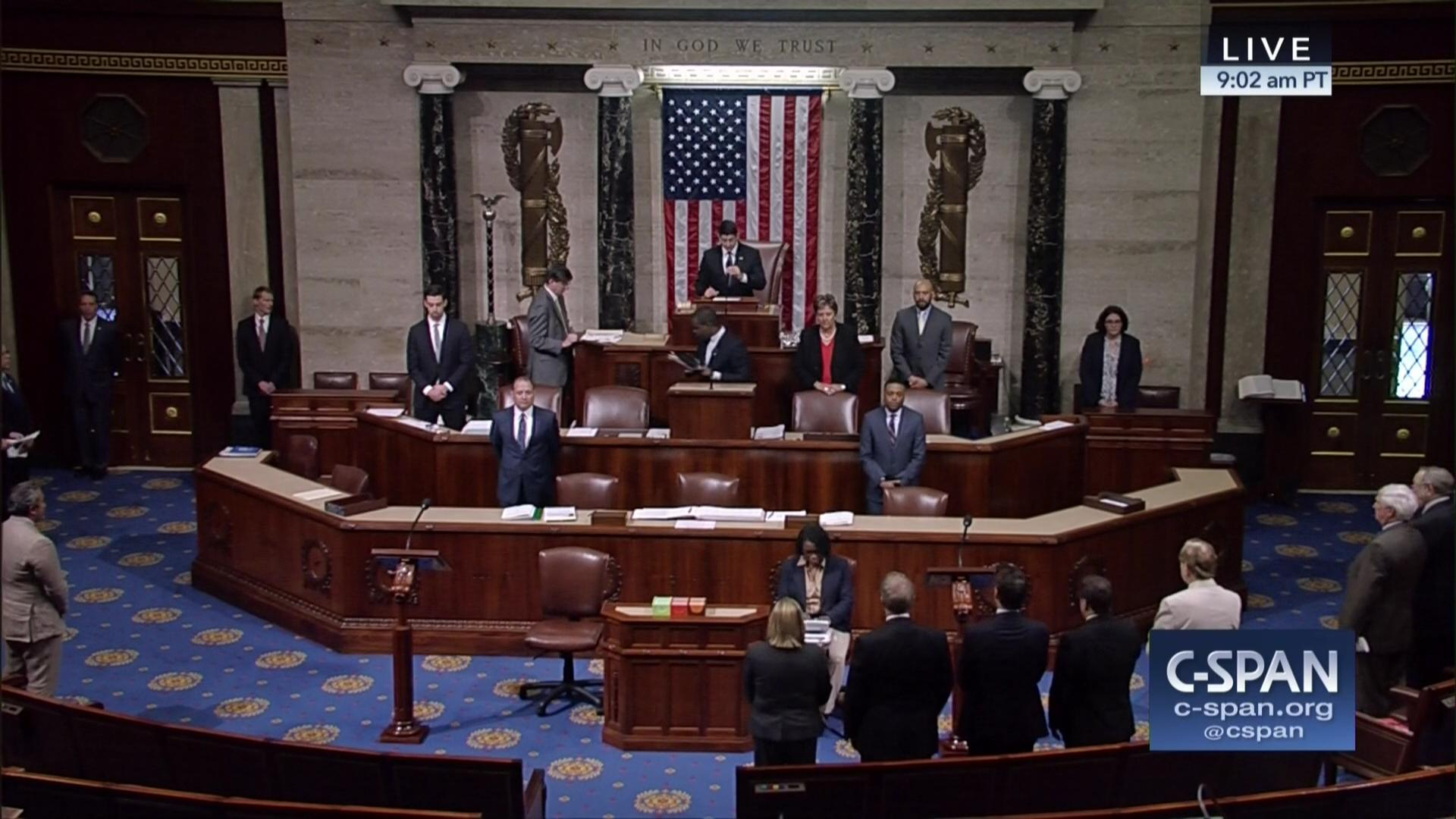 Rev Kevin Ross Opening Prayer House Representatives