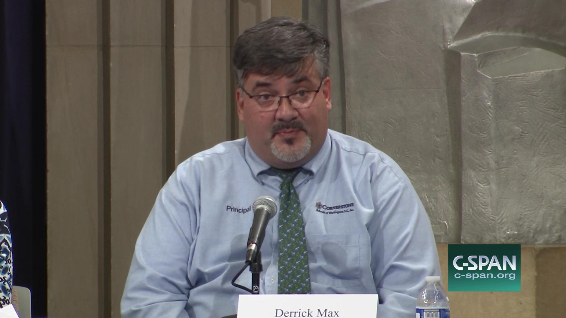 Principal Max at Department of Justice