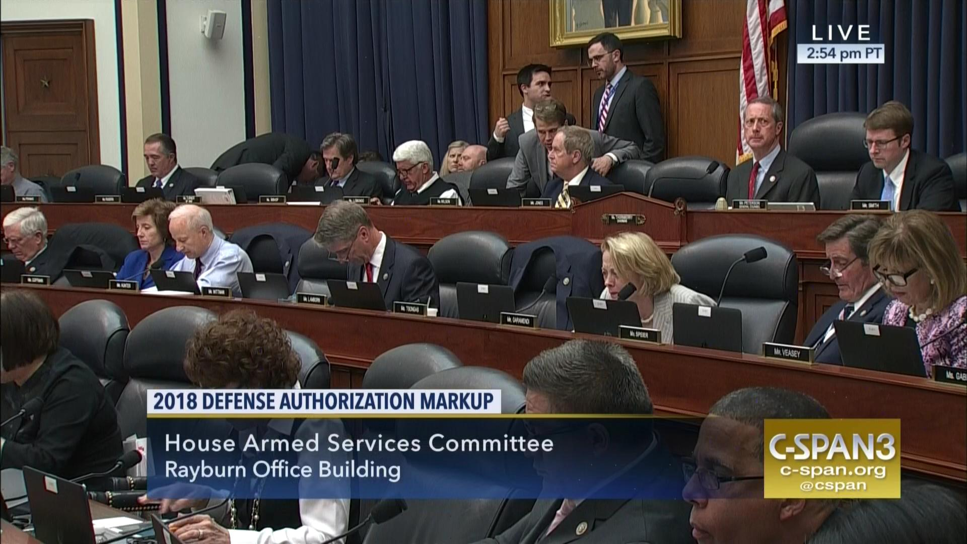 armed services | c-span