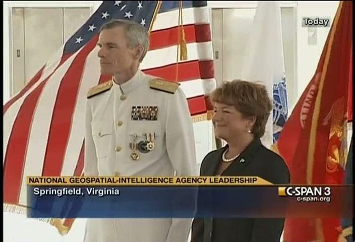 National Geospatial Intelligence Agency Leadership Aug 9 2010 C Span Org