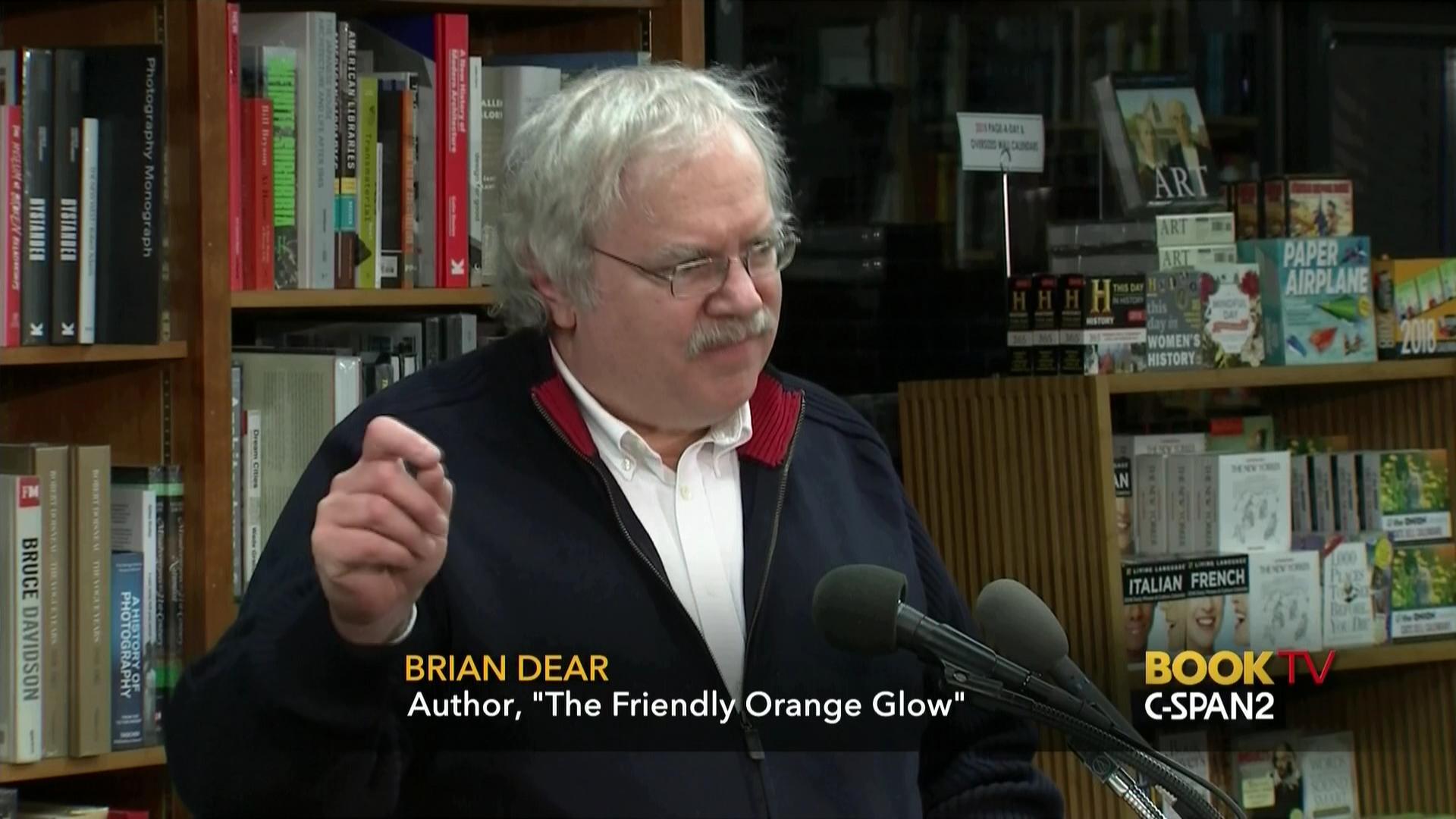 Orange Pan Of Library Mall And Dane >> The Friendly Orange Glow C Span Org