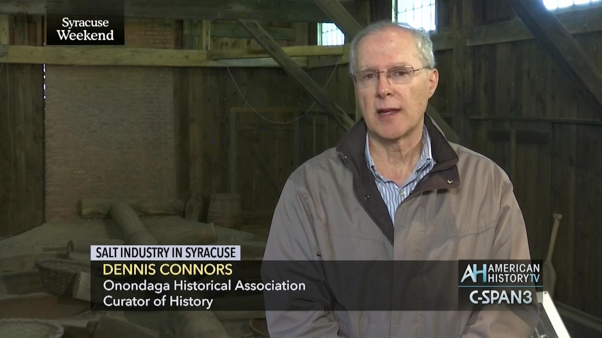 Salt Industry Syracuse Sep 23 2015 Video