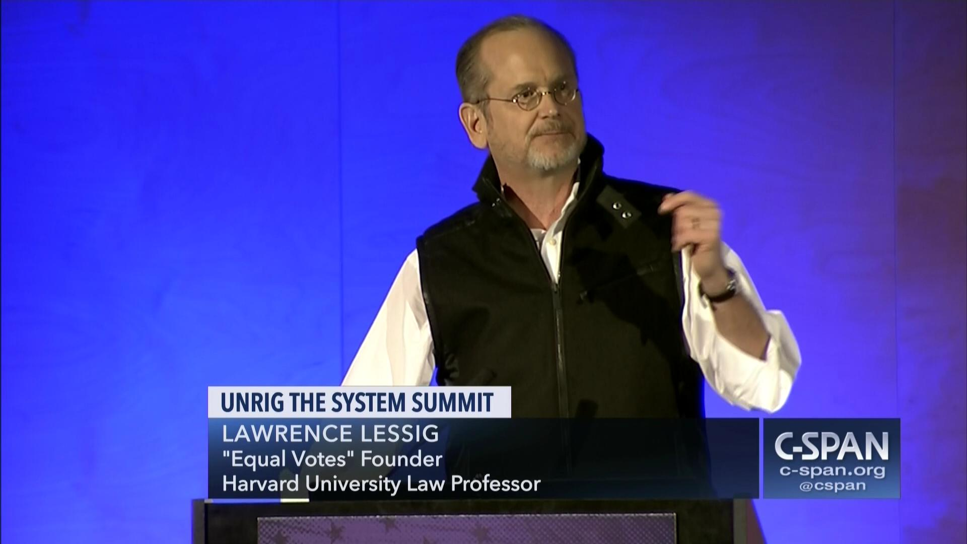 "Lawrence ""Larry"" Lessig"