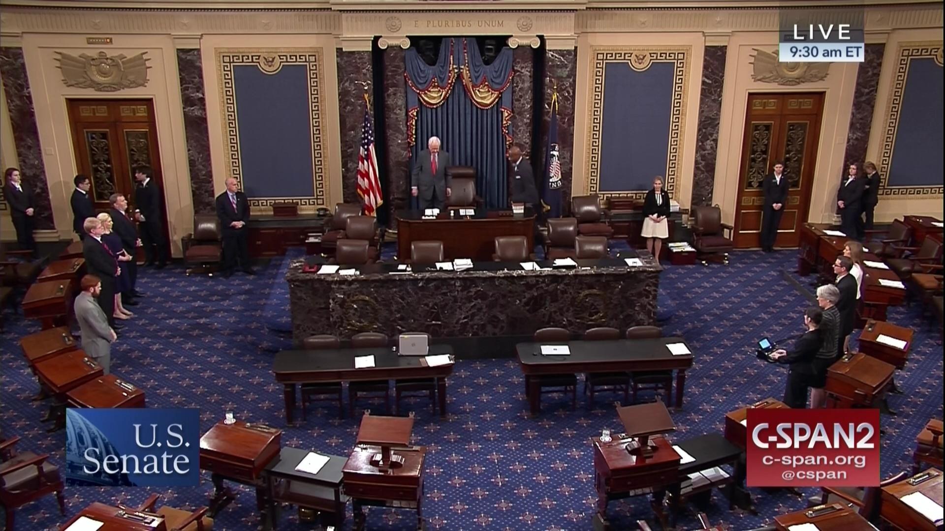 Senate Votes 52 47 Reinstate Net Neutrality Rules, May 16 2018 | C ...