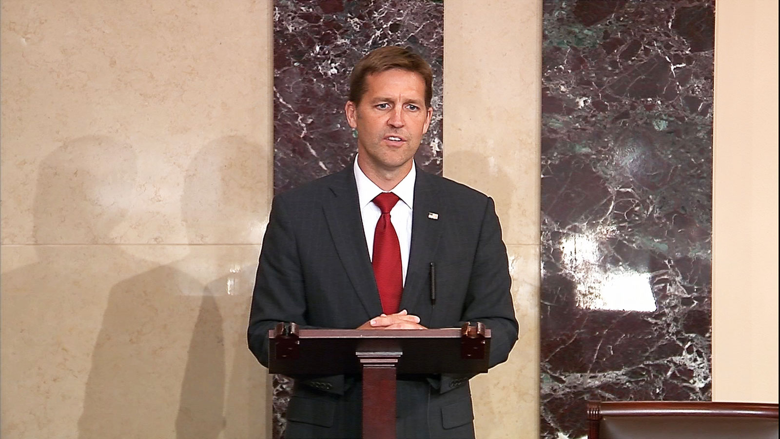 Recent Devos Hires Bode Ill For Student >> Senator Ben Sasse Very Bad Idea To Fire Attorney General C Span Org