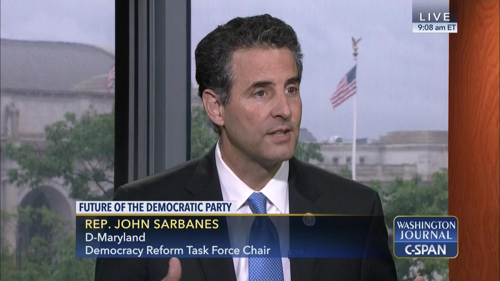 Image result for PHOTOS OF Democratic Rep. John Sarbanes