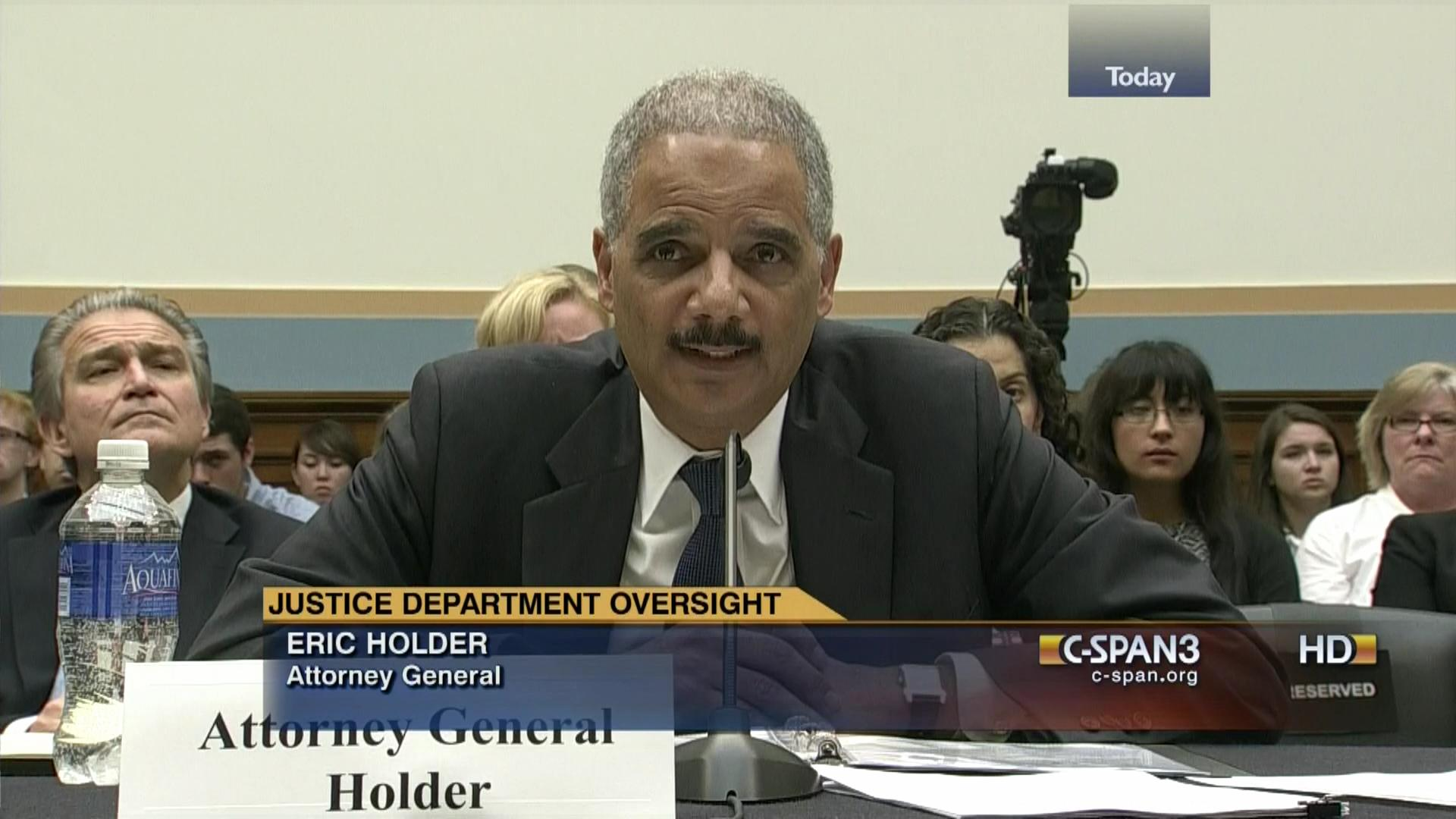 Holder: Federal Government Will Recognize Seven New States with Same-Sex Marriage