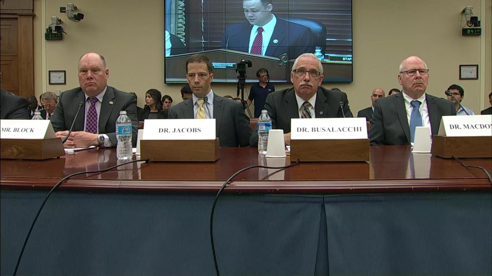 House Hearing Examines Role Private Sector Weather Forecasting Jun
