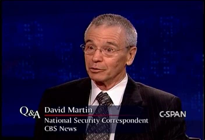 Q&A with David Martin