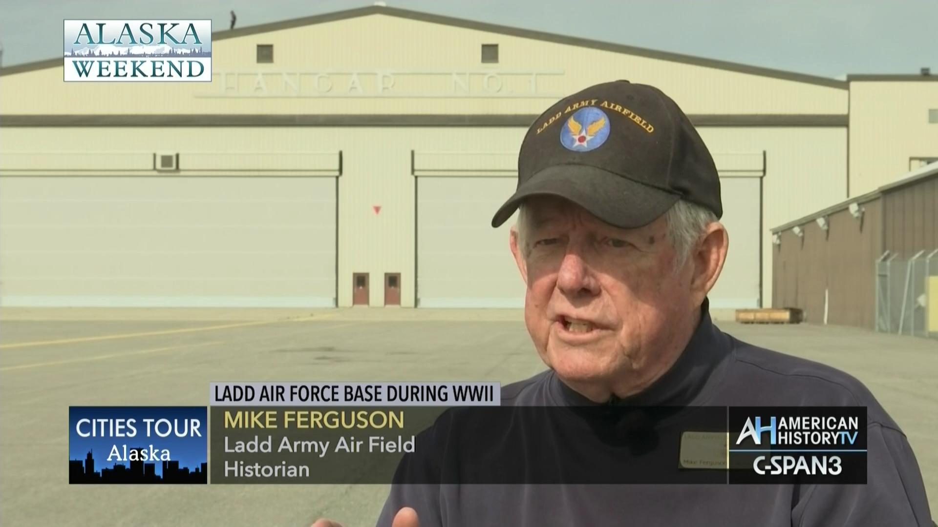 bbac615b12c Ladd Army Air Force Base During World War II