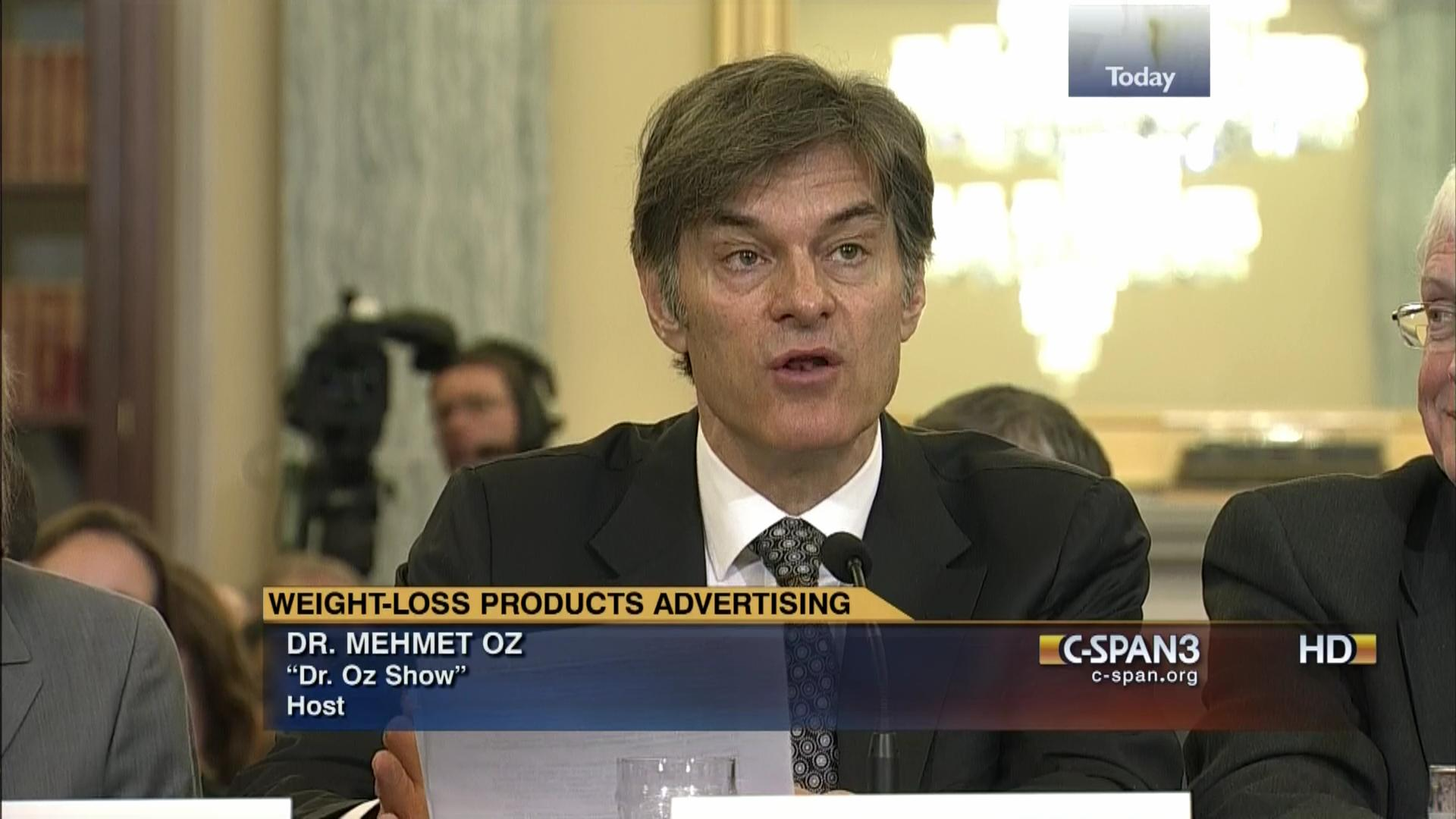 Weight Loss Product Advertising Jun 17 2014 Video C Span Org