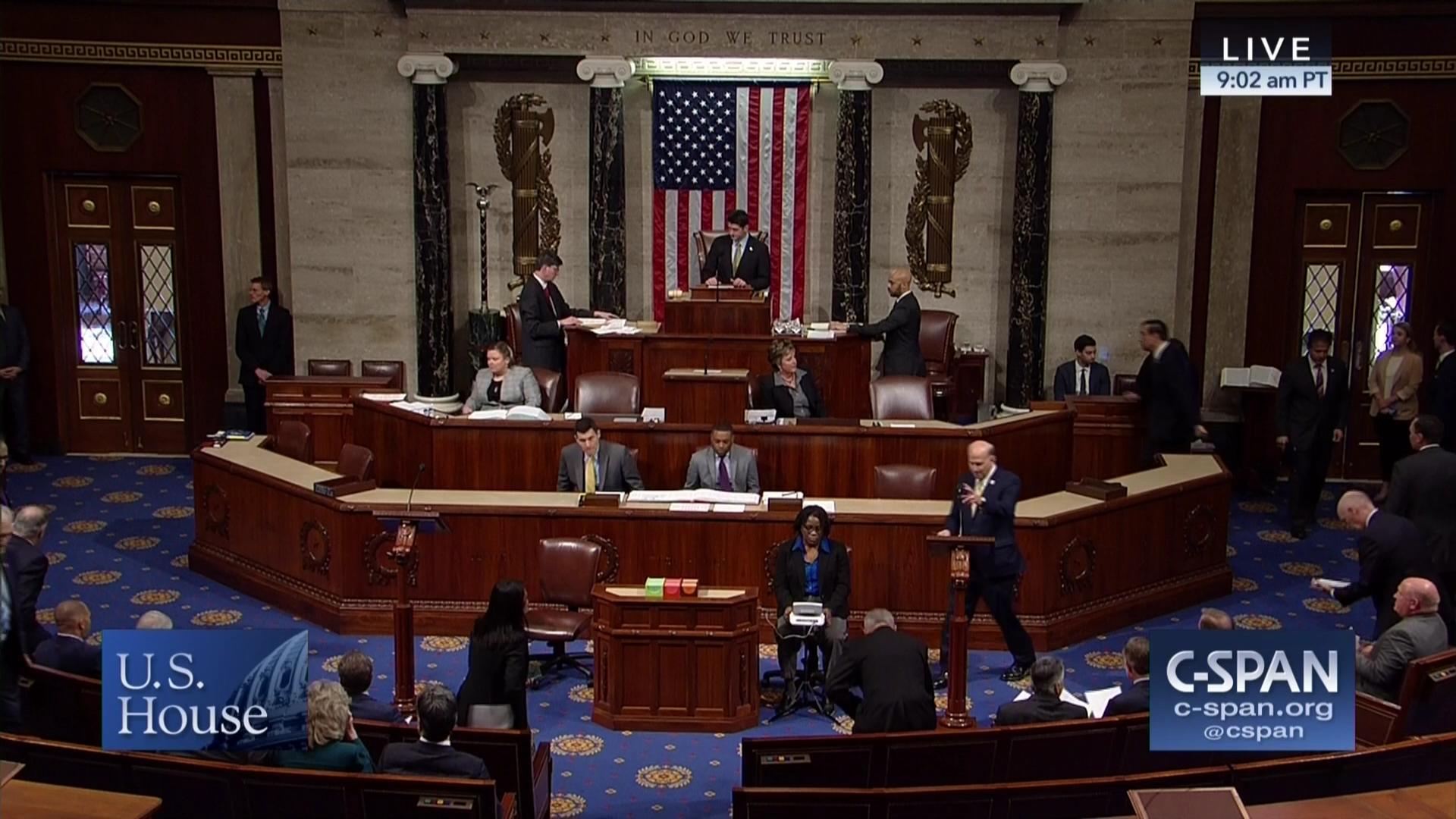 House Begins General Debate Tax Reform Bill, Nov 15 2017 | Video |  C-SPAN.org