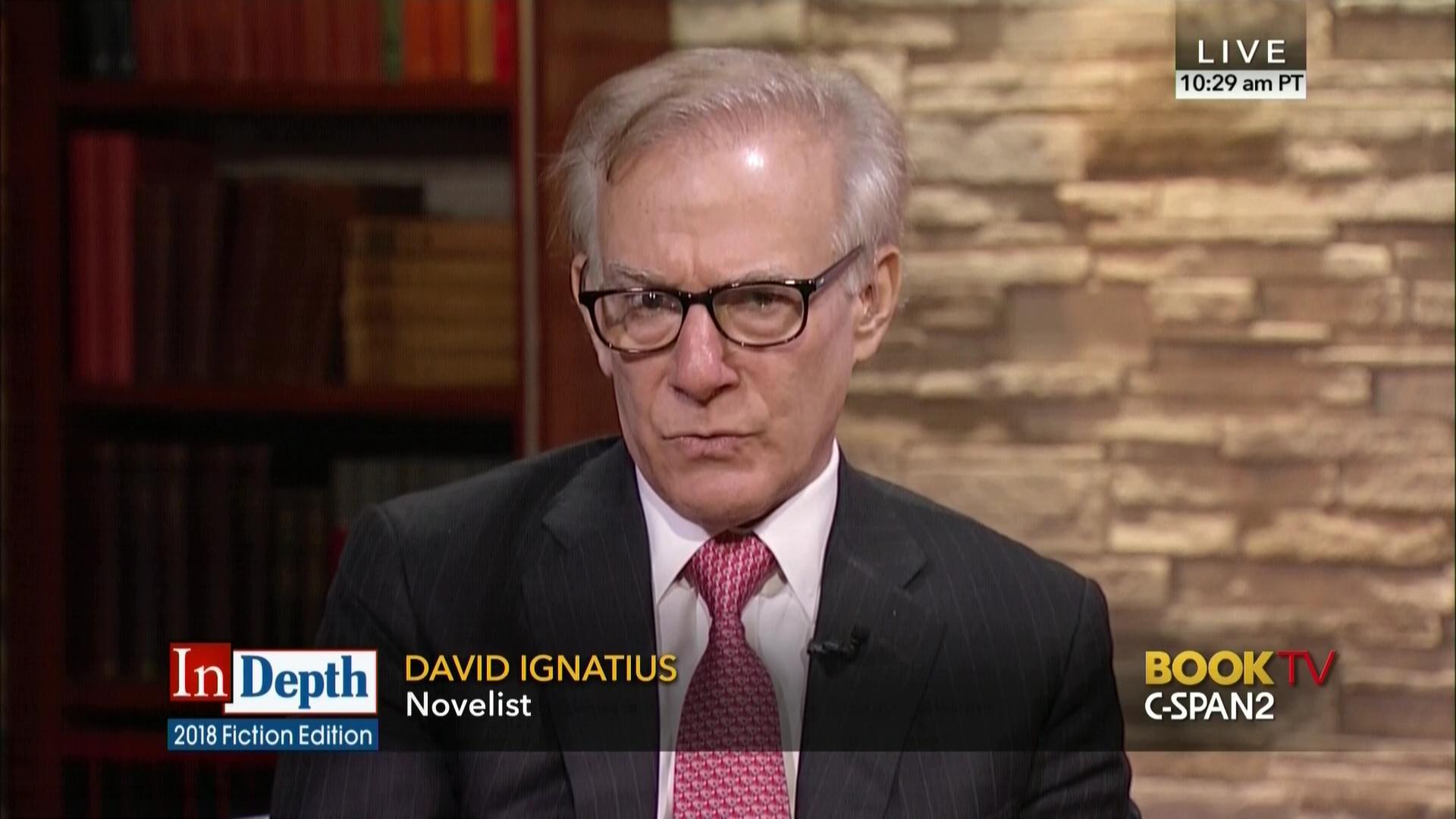 David ignatius penetration