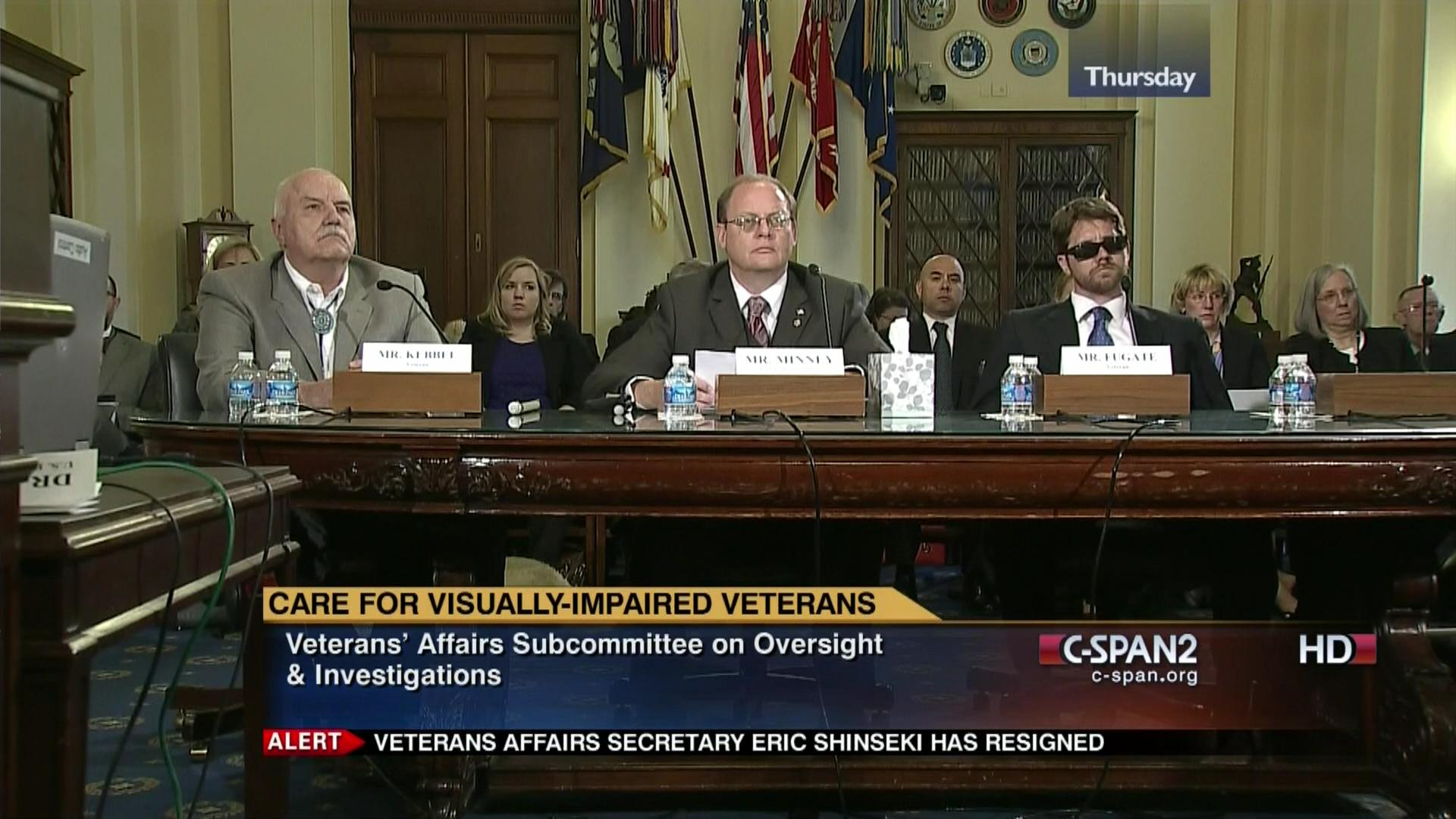 veterans administration visually-impaired services, may 29 2014