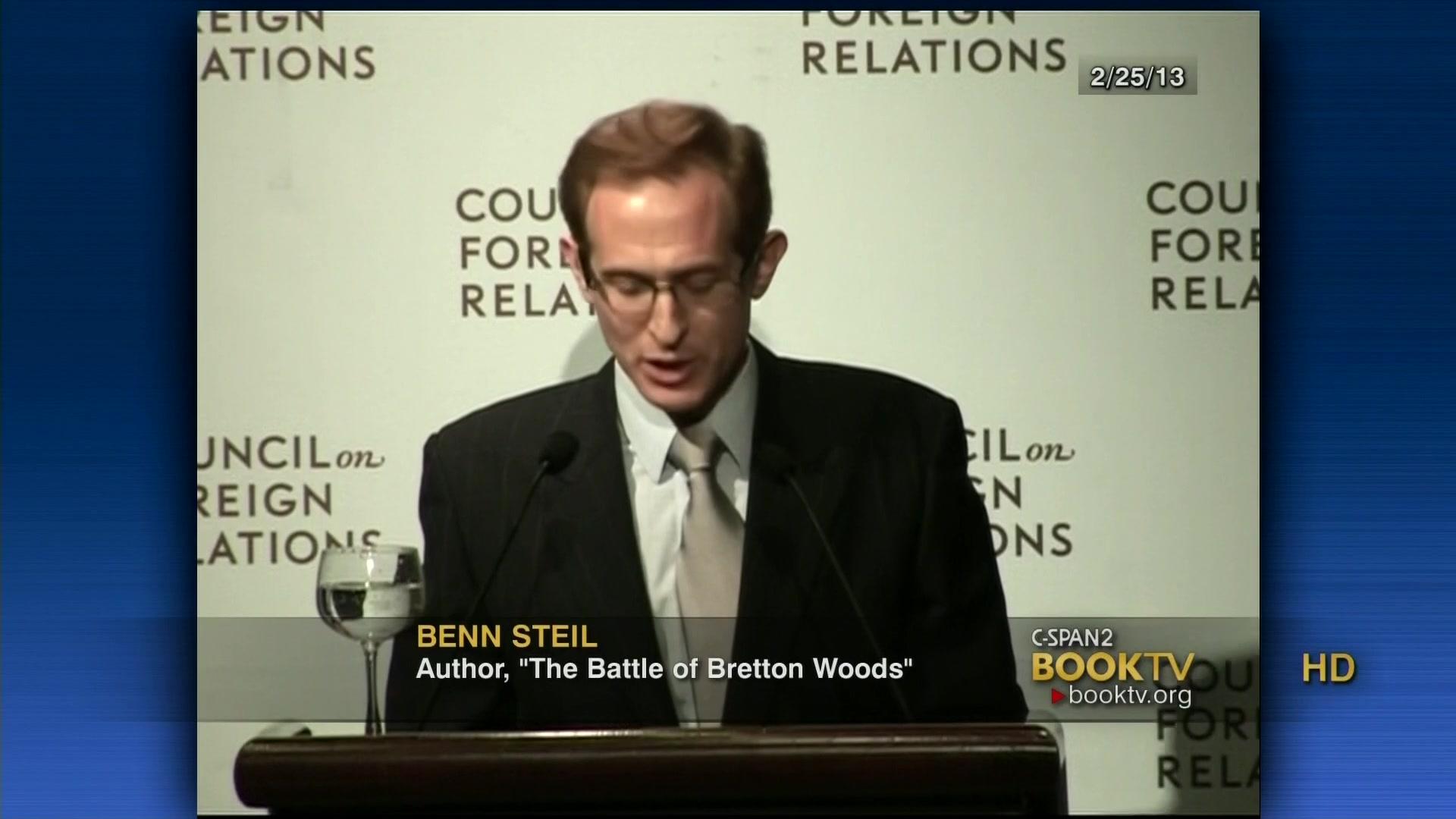Battle Bretton Woods Feb 25 2013 Video C Span
