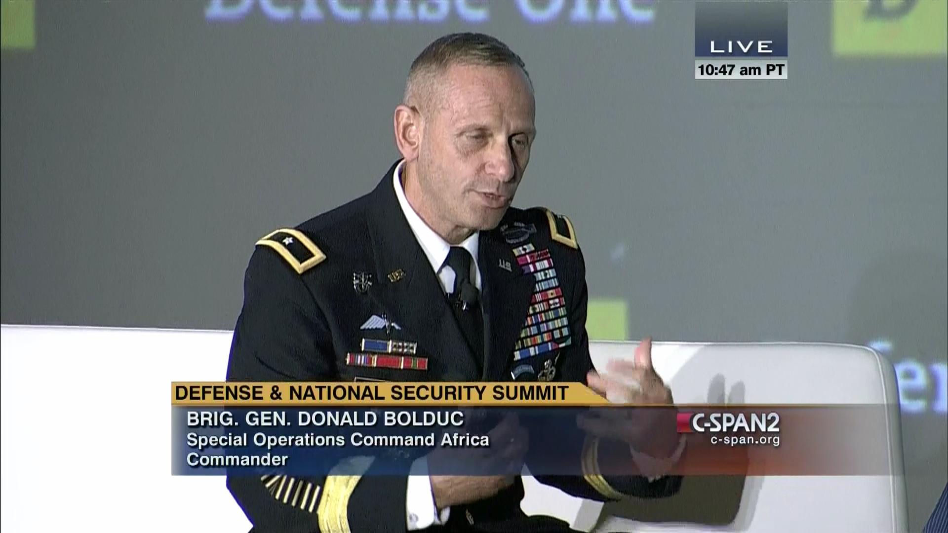 Defense One] Summit, Part 4 | C-SPAN.org