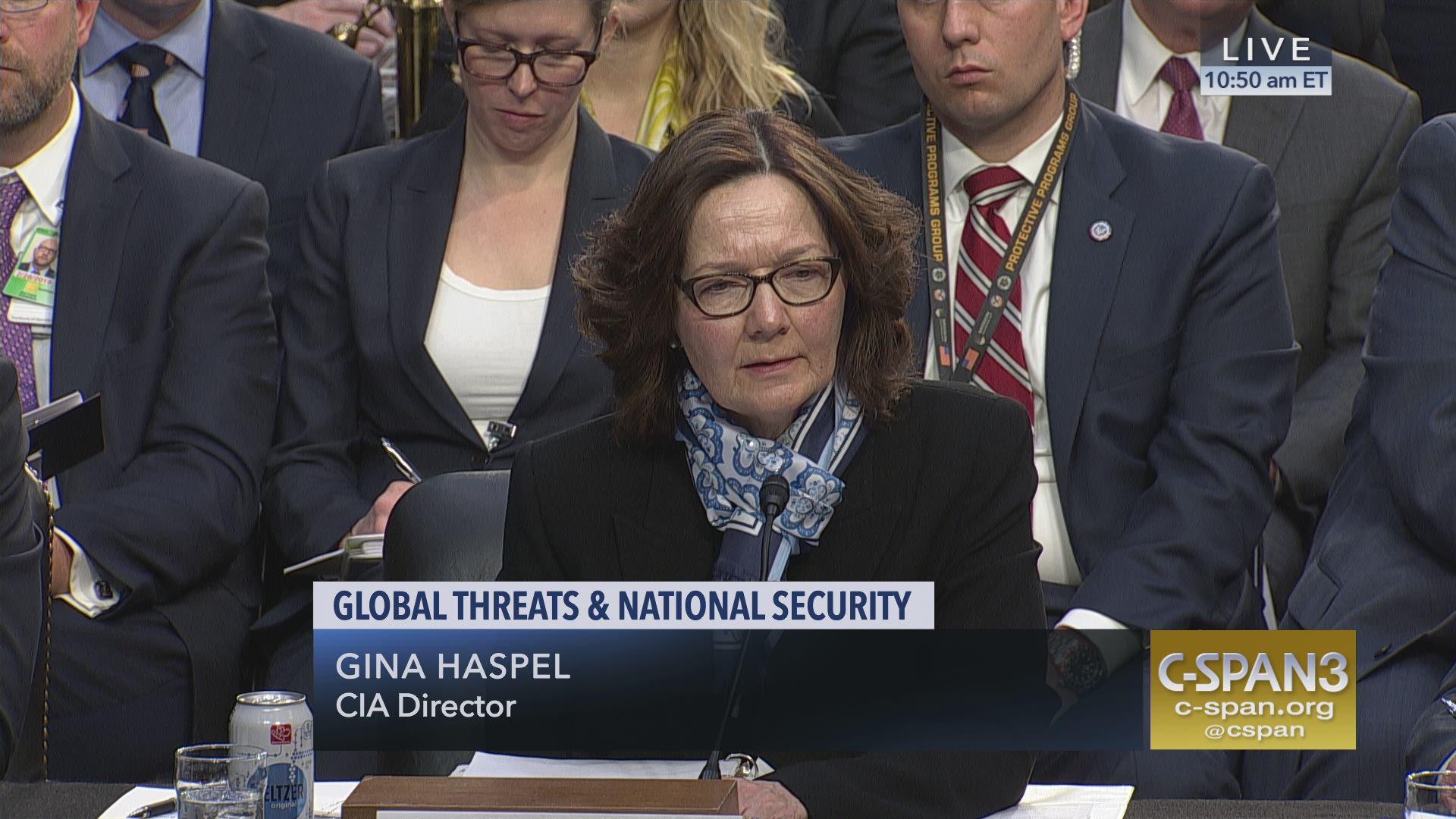 CIA Director: Iran