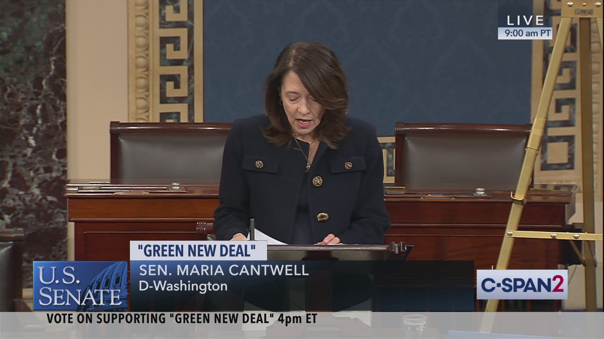 Image result for maria cantwell grid