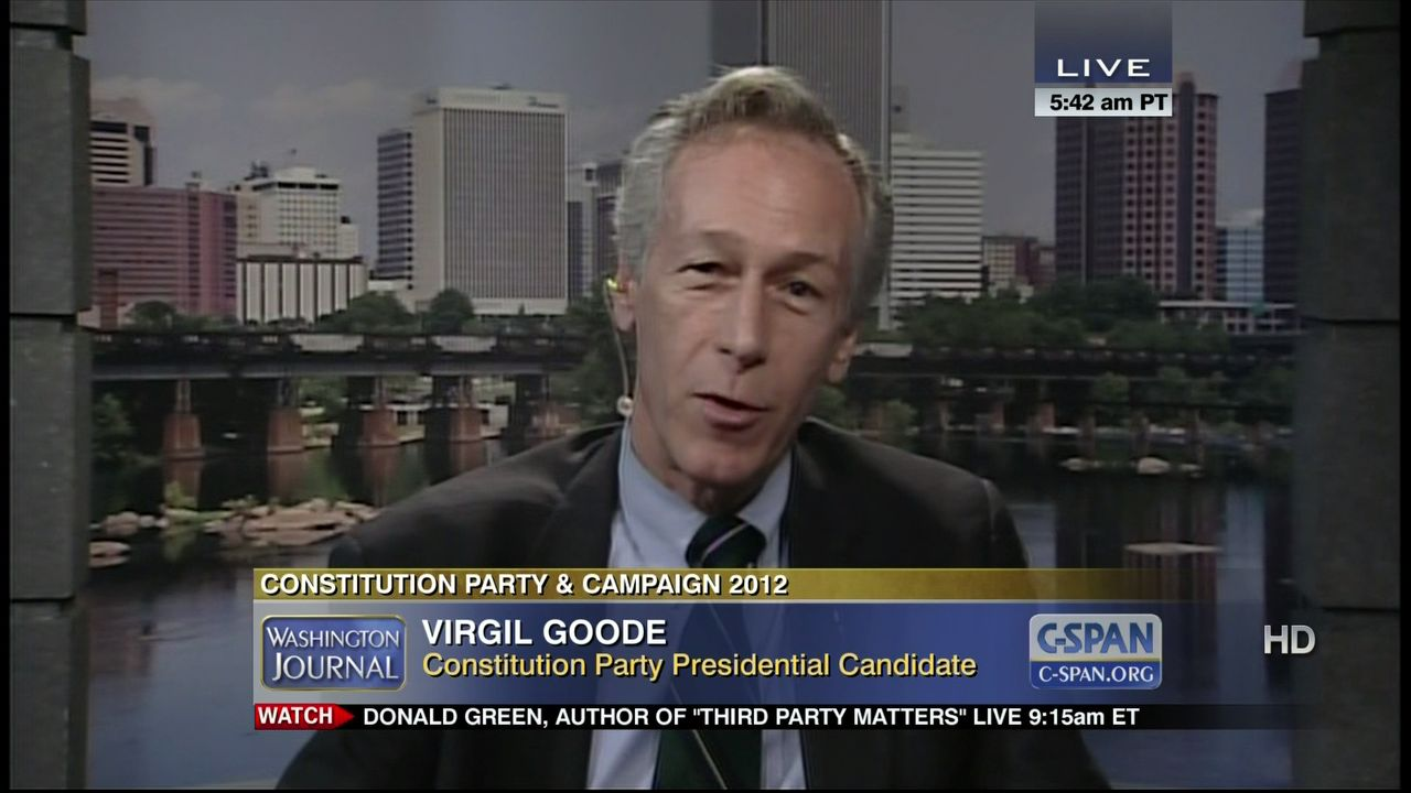 Virgil goode pictures 2