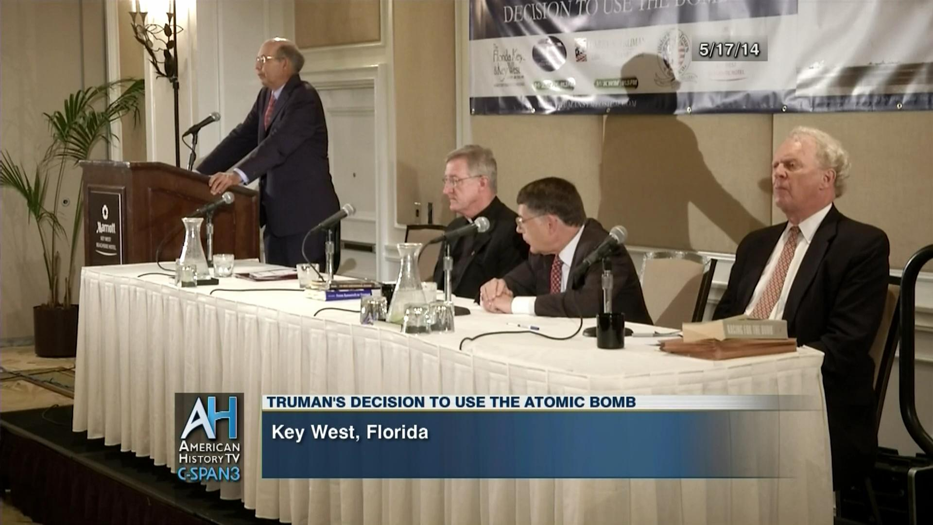 truman and the atomic bomb essay