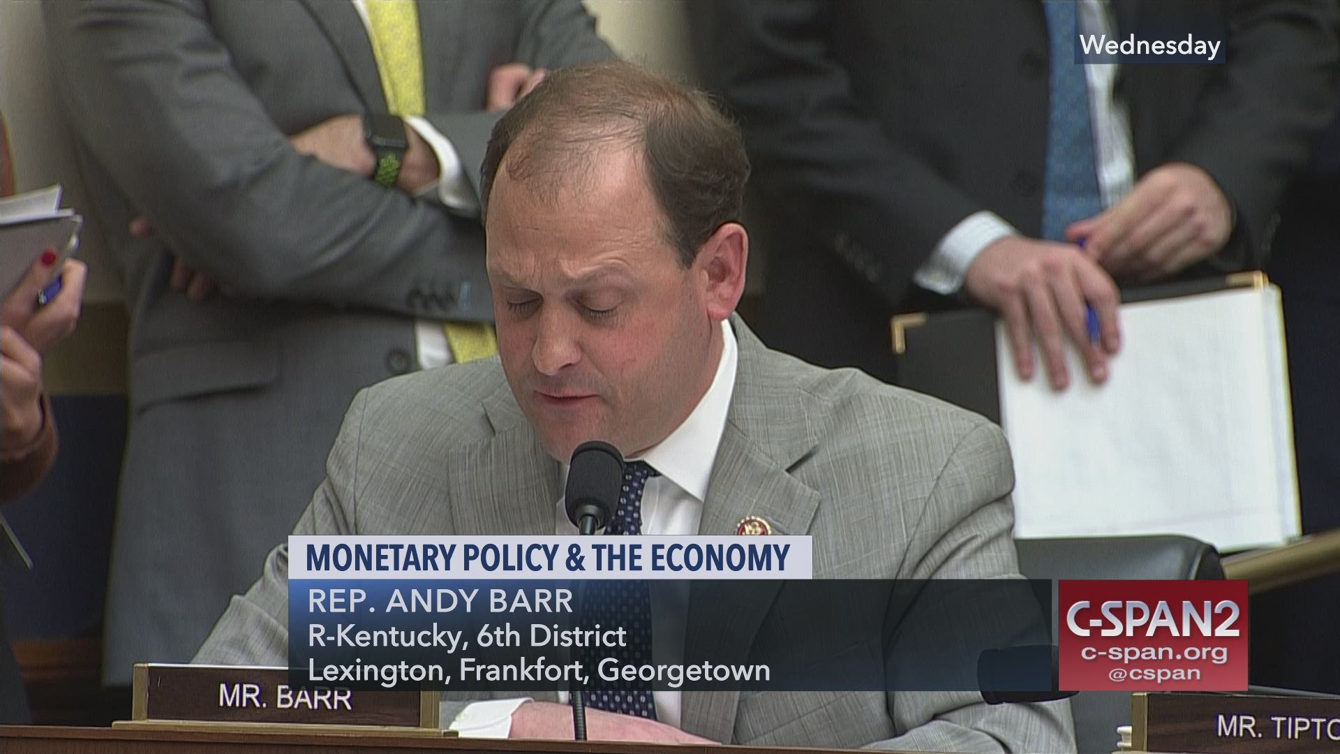 Feds Urged To Improve Transition >> Does Fed Negative Net Worth Matter C Span Org