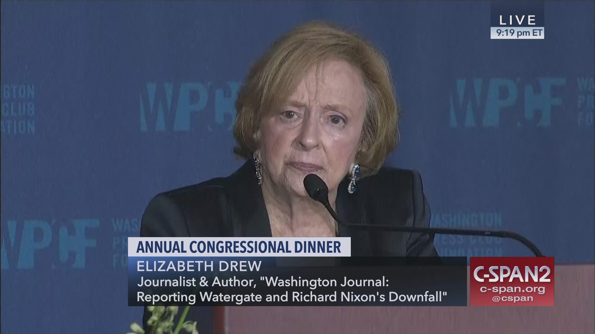 Washington Press Club Foundation Congressional Dinner