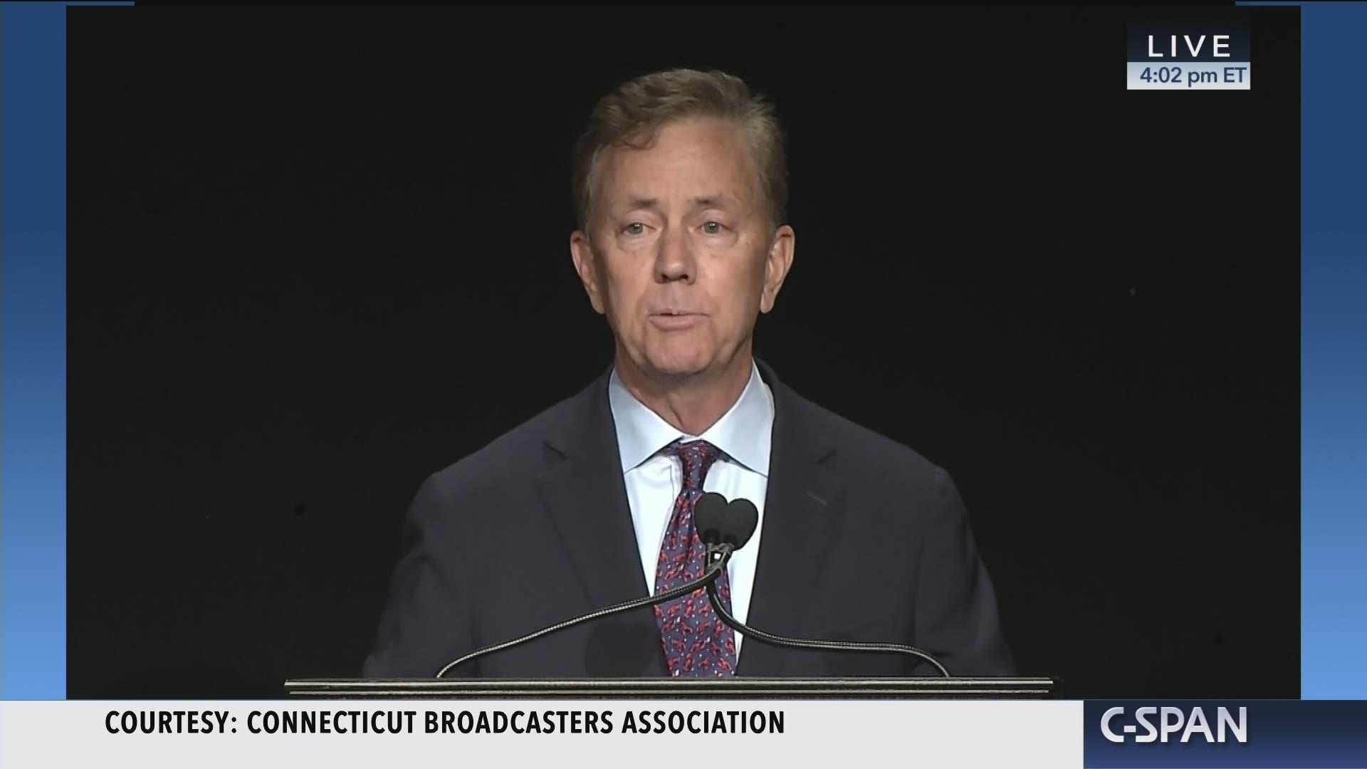 Connecticut Gubernatorial Debate