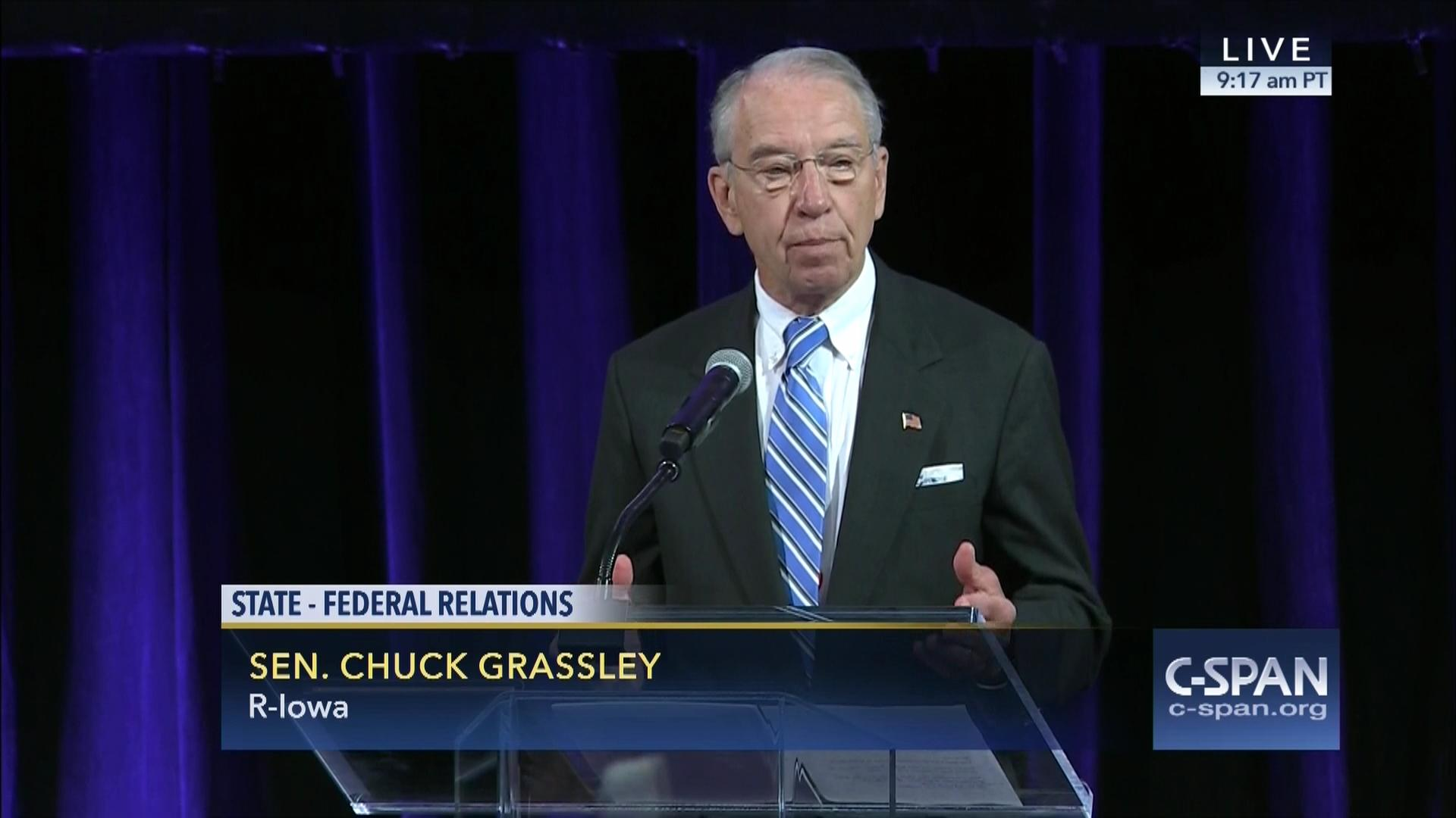 Image result for photos of pelosi grassley alexander