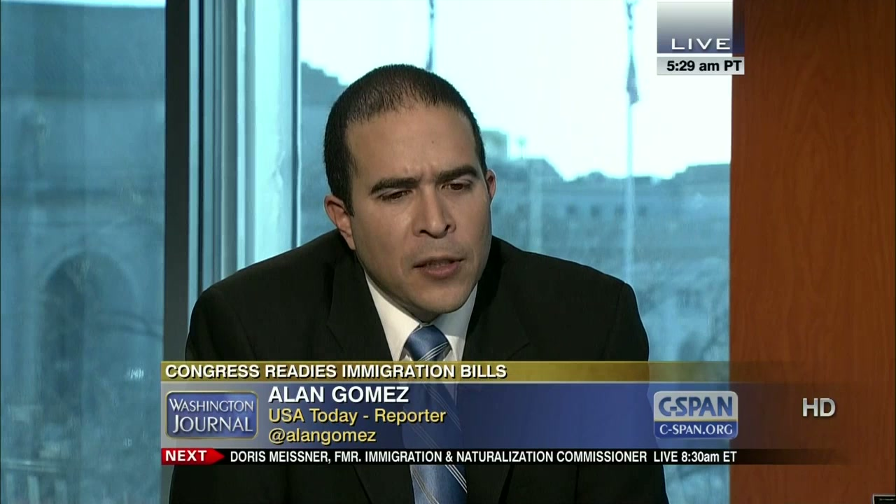 USA Today's Alan Gomez Highlights Resurgent Republic Immigration Focus  Groups
