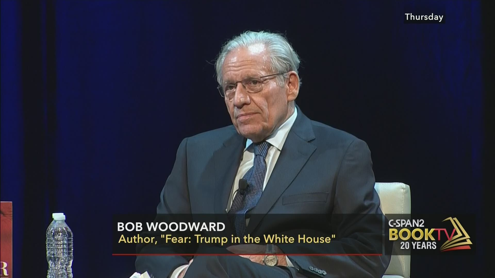 the perfect response woodward gary c