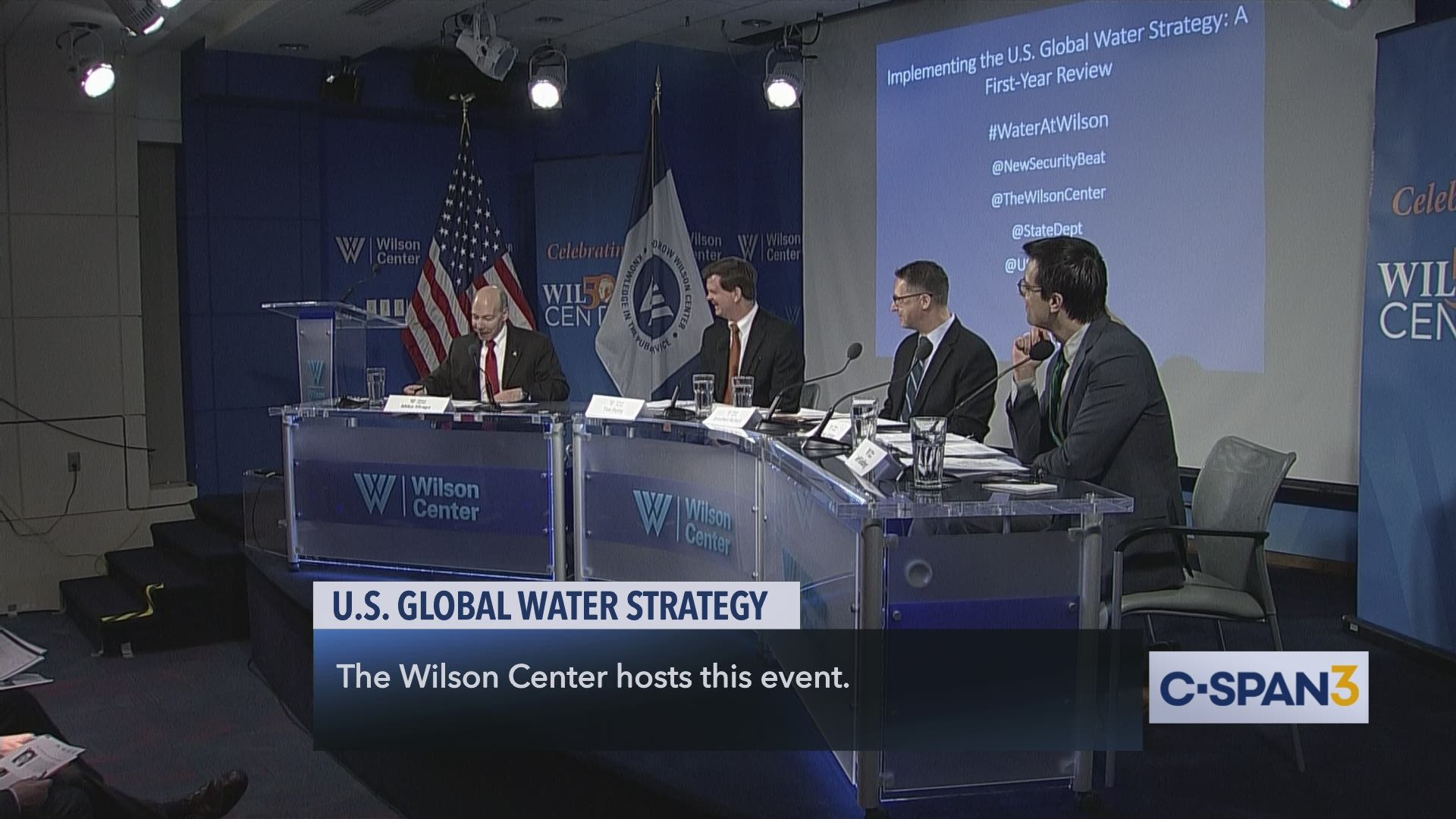 U S  Global Water Strategy, Part 2
