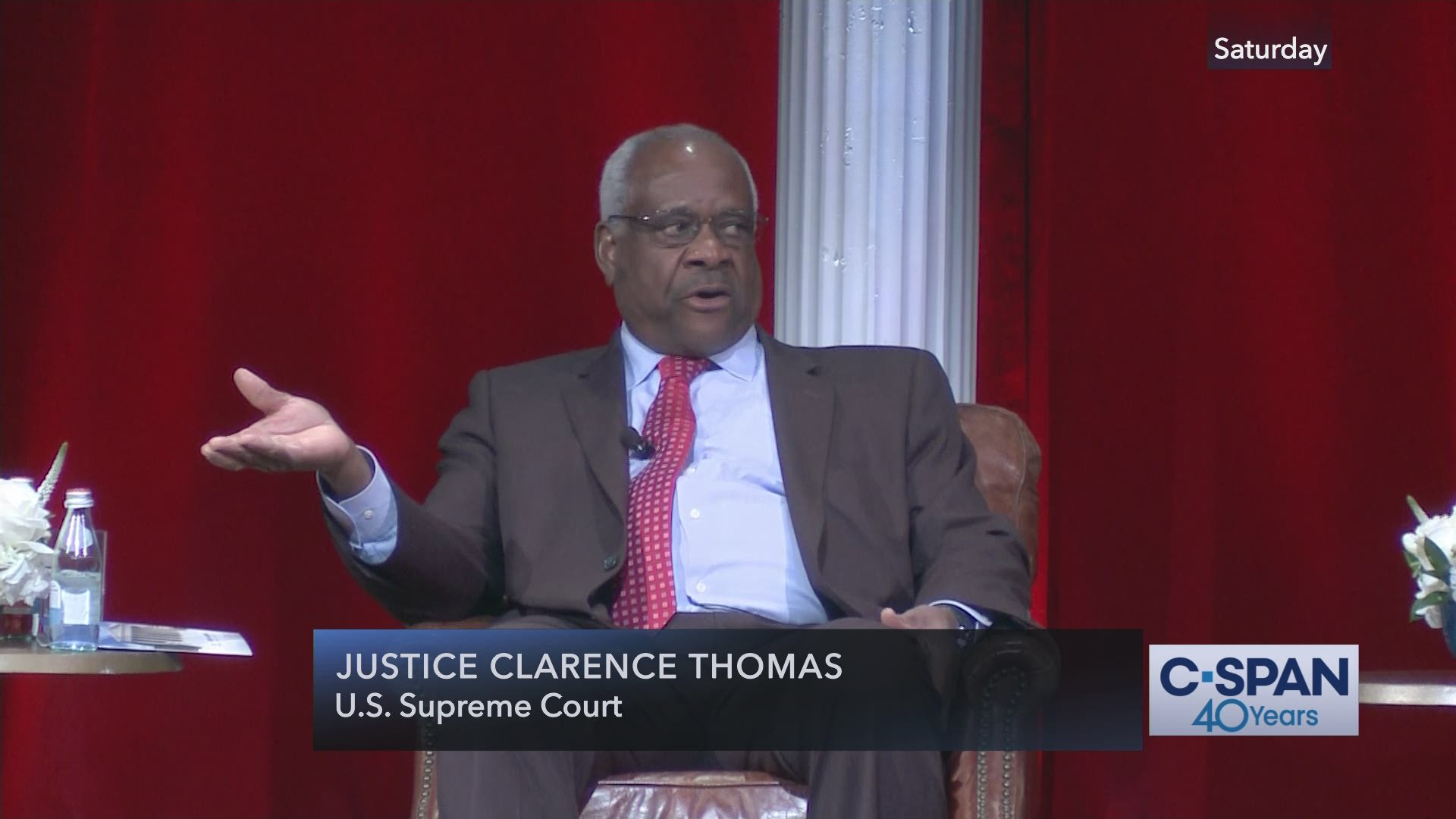 Justice Clarence Thomas Speaks At Pepperdine Law C Span Org