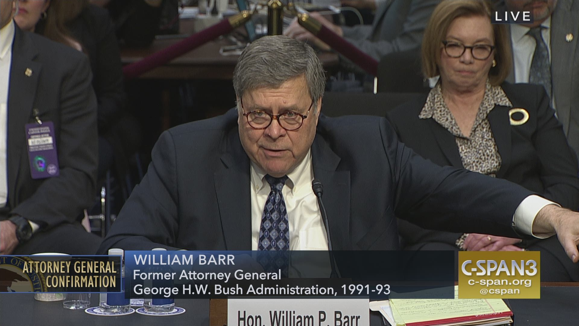 Image result for photos of william barr
