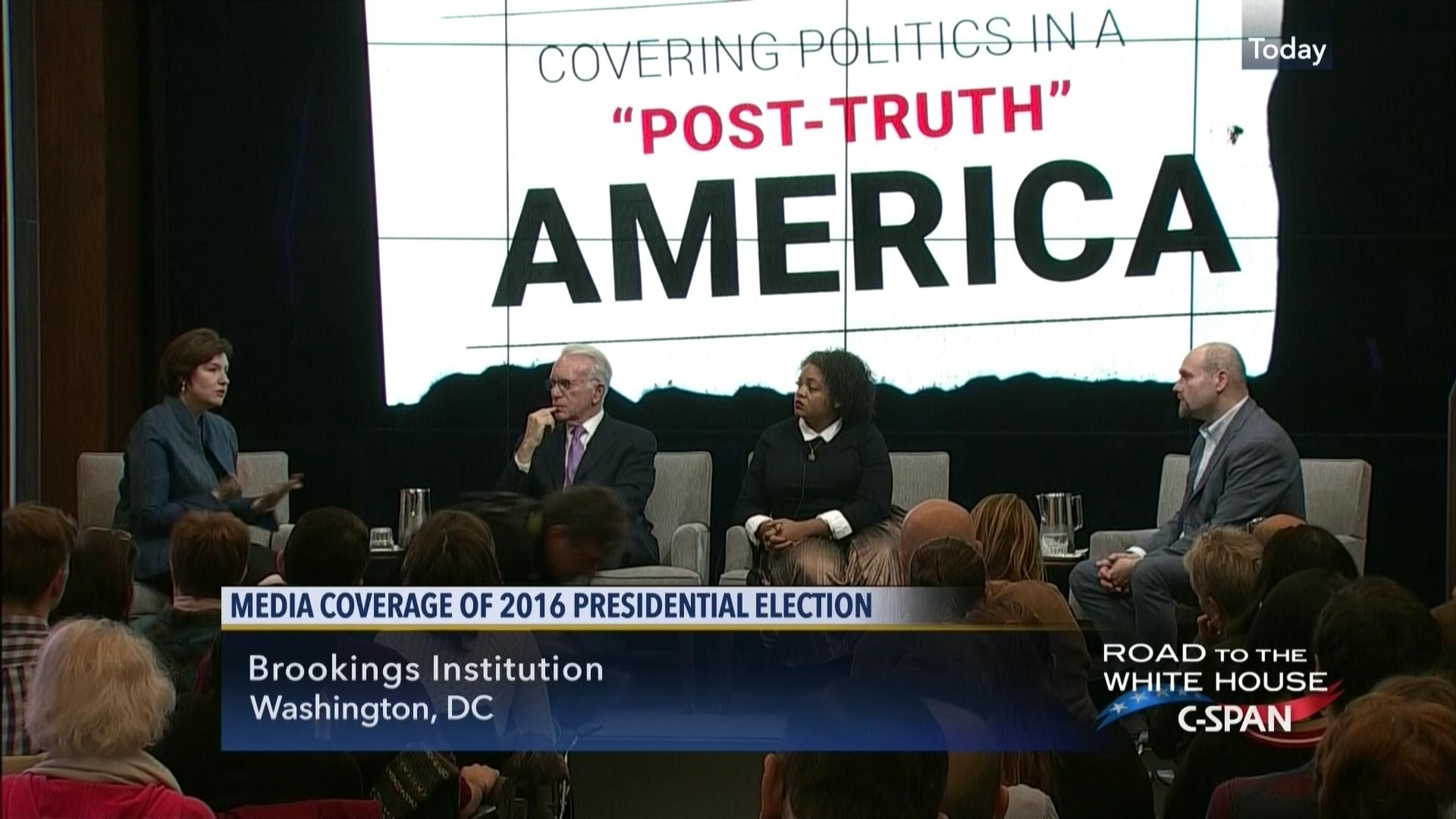 Model applied to british media coverage of iran nuclear deal - Brookings Institution Hosts Discussion Post Election Media Landscape C Span Org