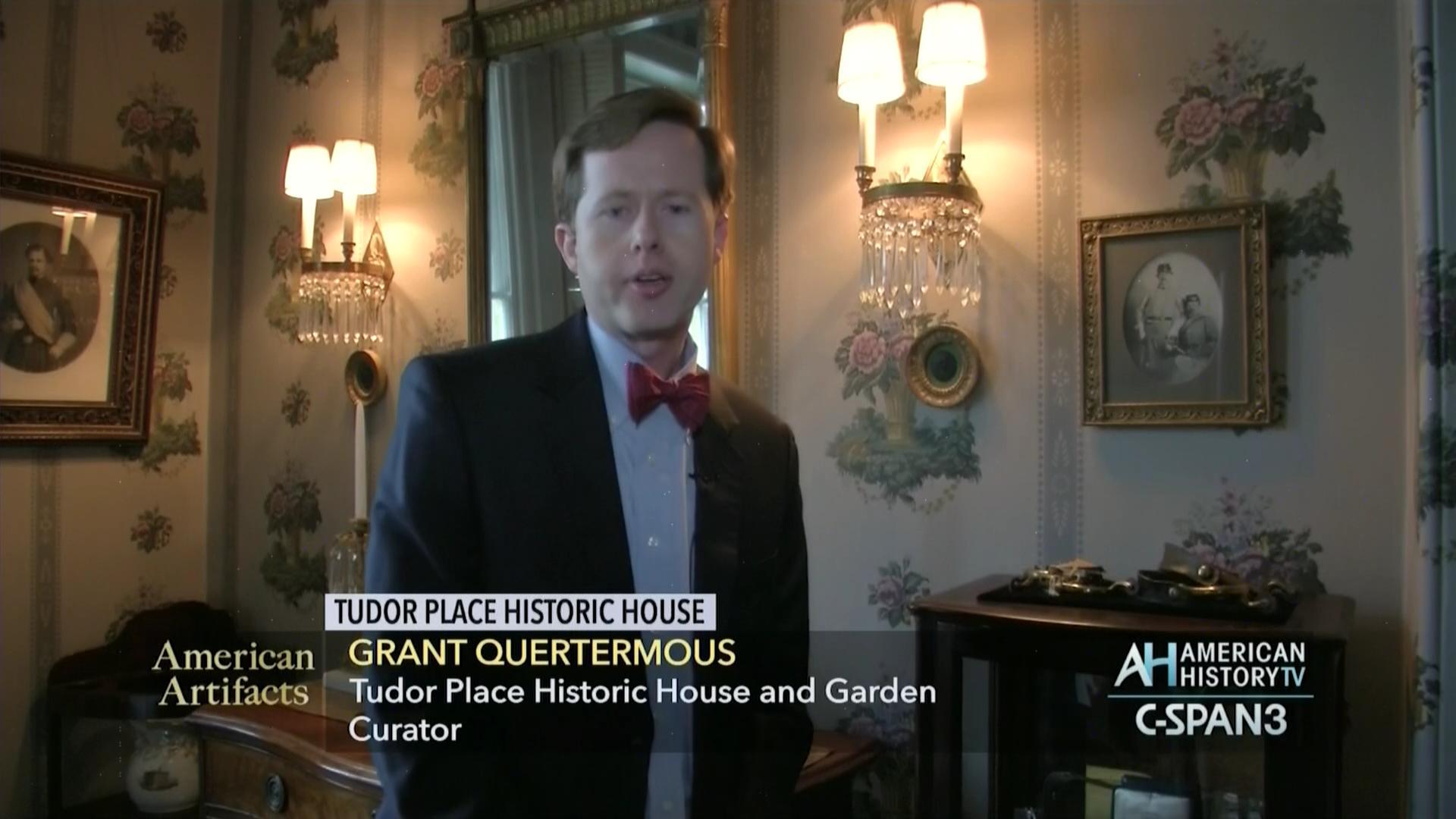tudor place historic house feb 1 2017 video c span org