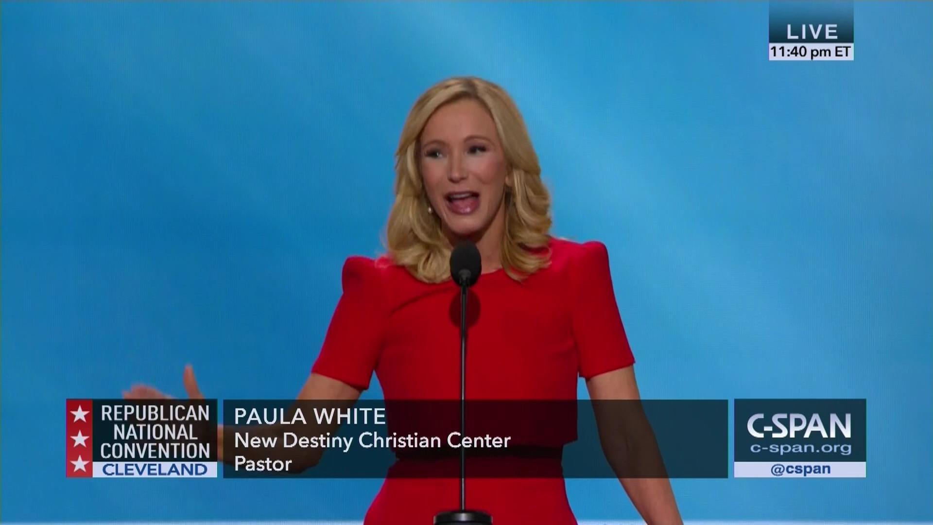 Pastor Paula White C Span Org