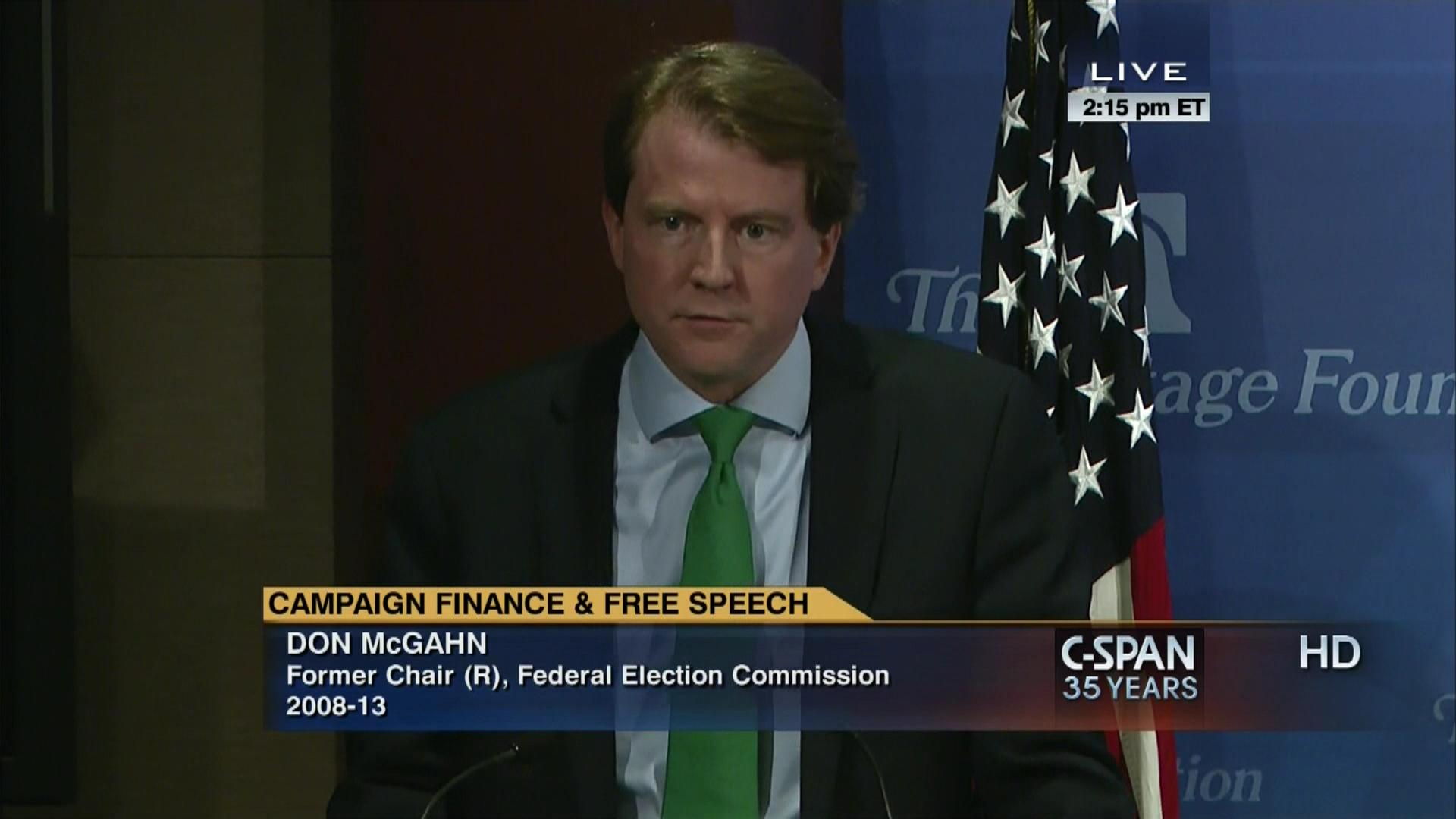 Image result for PHOTOS OF Donald F. McGahn