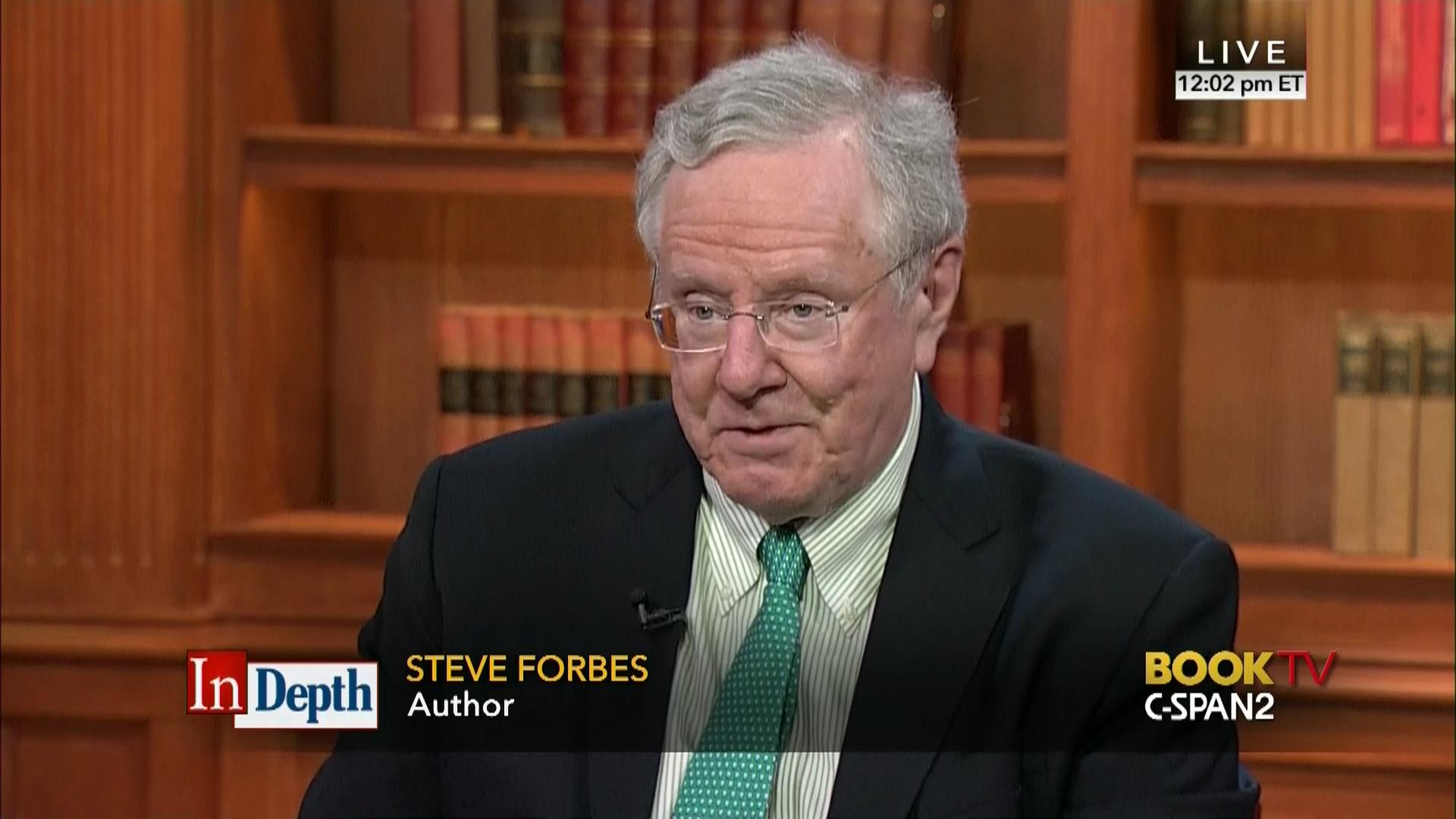 Steve Forbes Wife