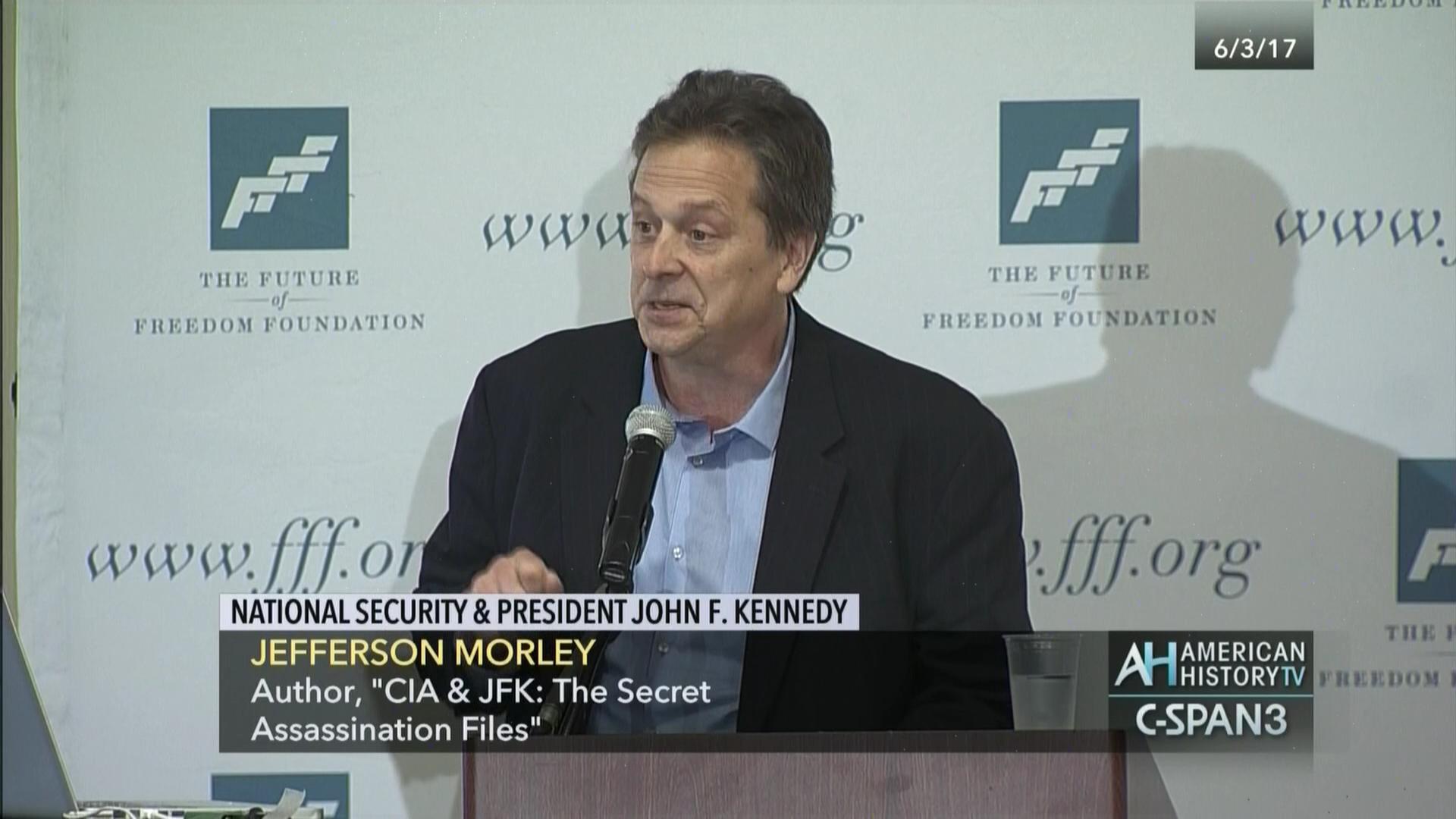 National Security President John F Kennedy Part 3, Jun 3 2017  Cspan