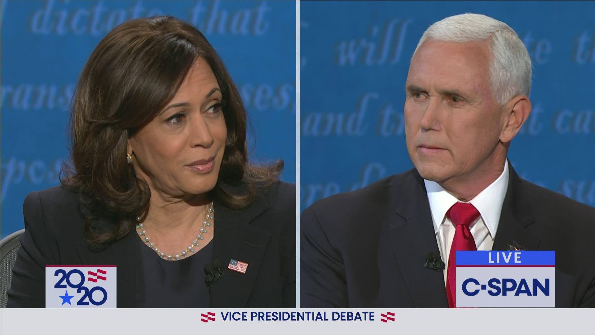 Vice Presidential Candidates Debate C Span Org