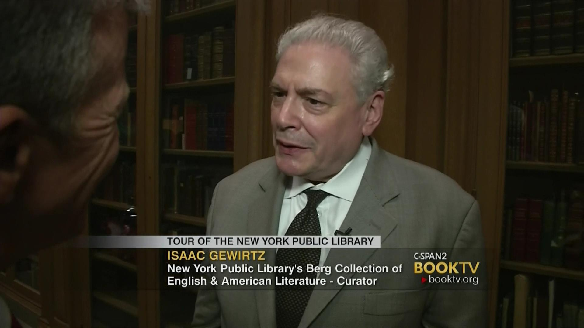 Interview Jonathan Yardley Dec 16 2014 Video