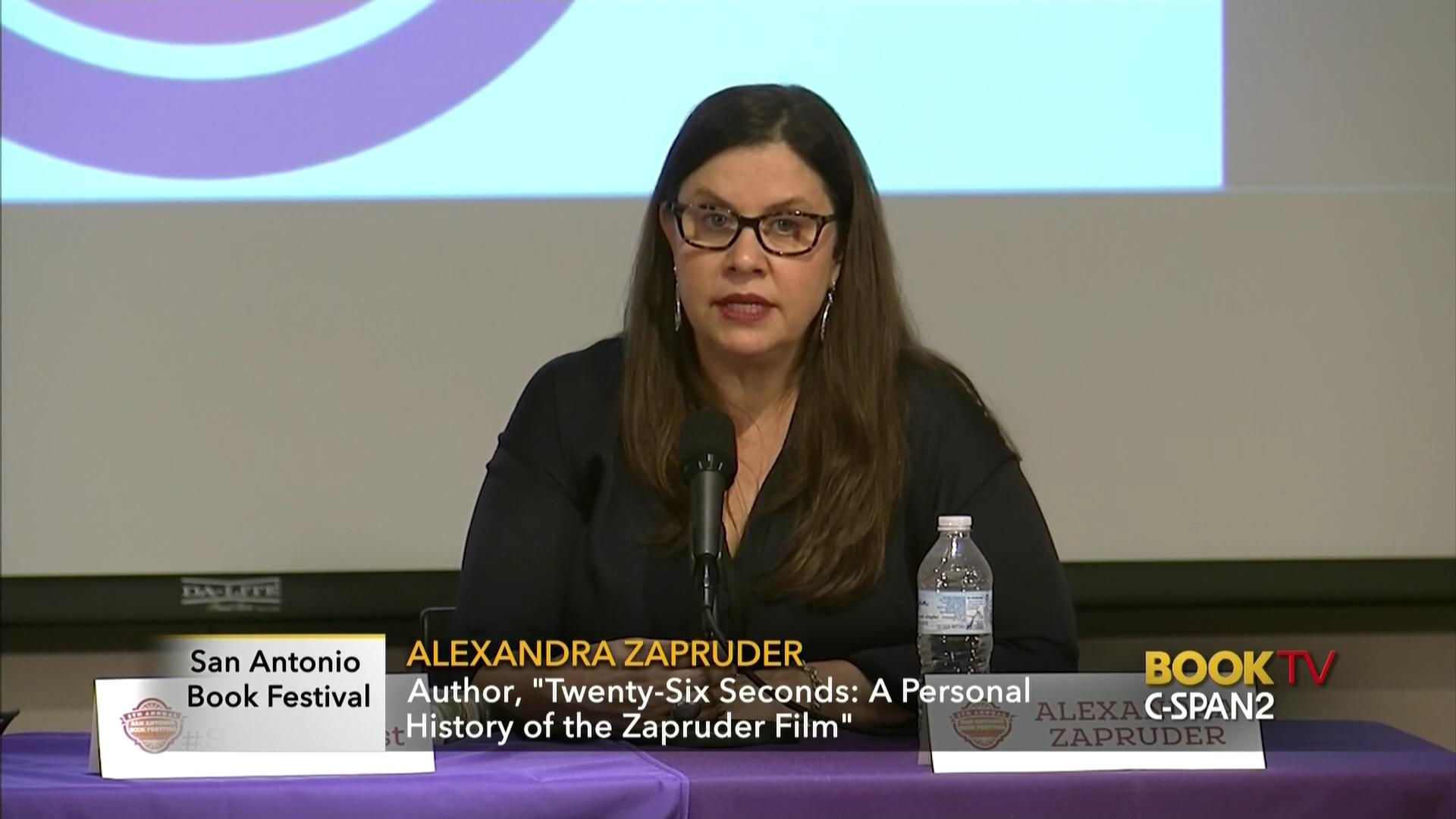 twenty six seconds a personal history of the zapruder film