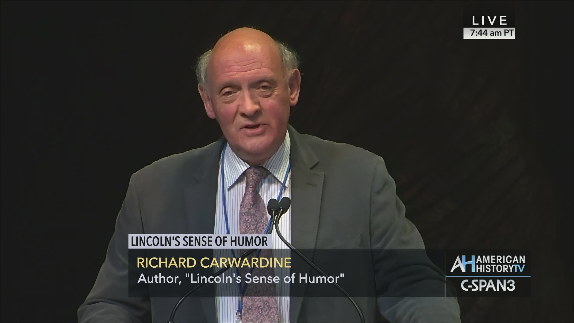 Lincoln S Sense Of Humor C Span Org