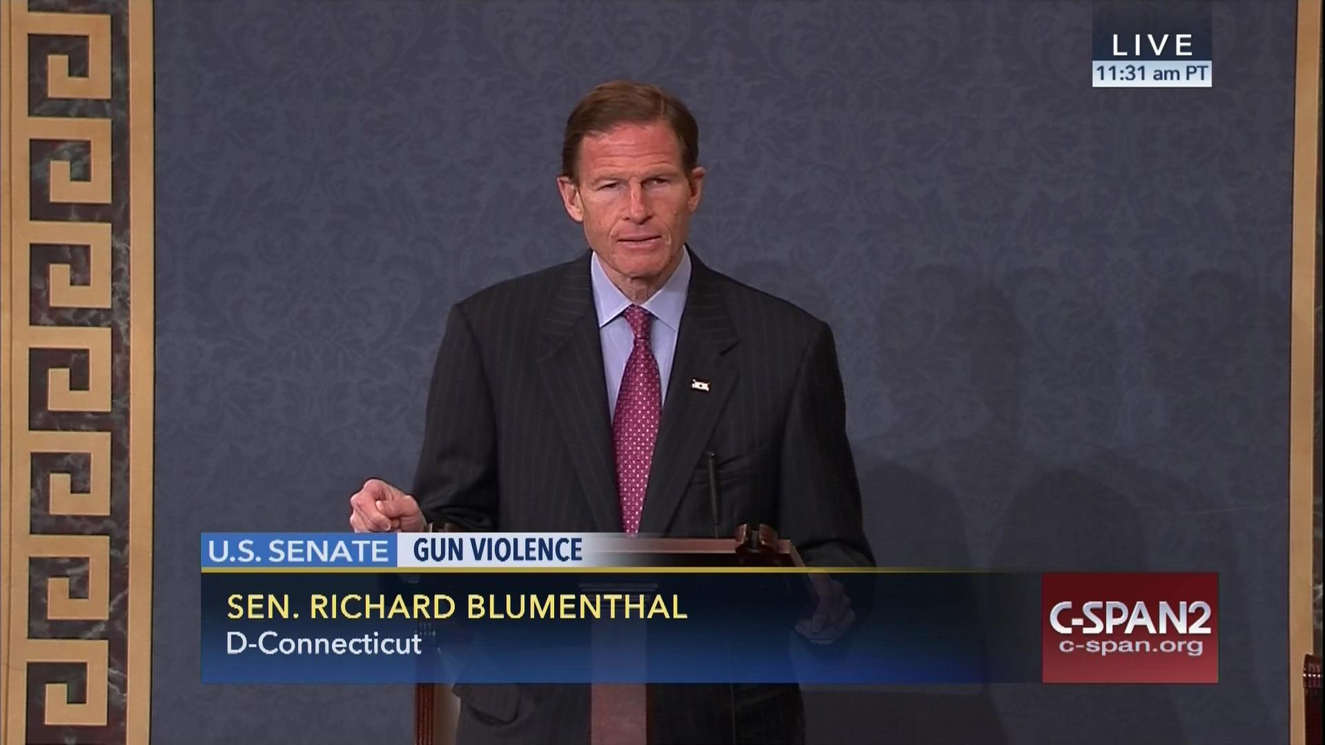 426625ade72 Sen. Blumenthal and Murphy commend Team 26